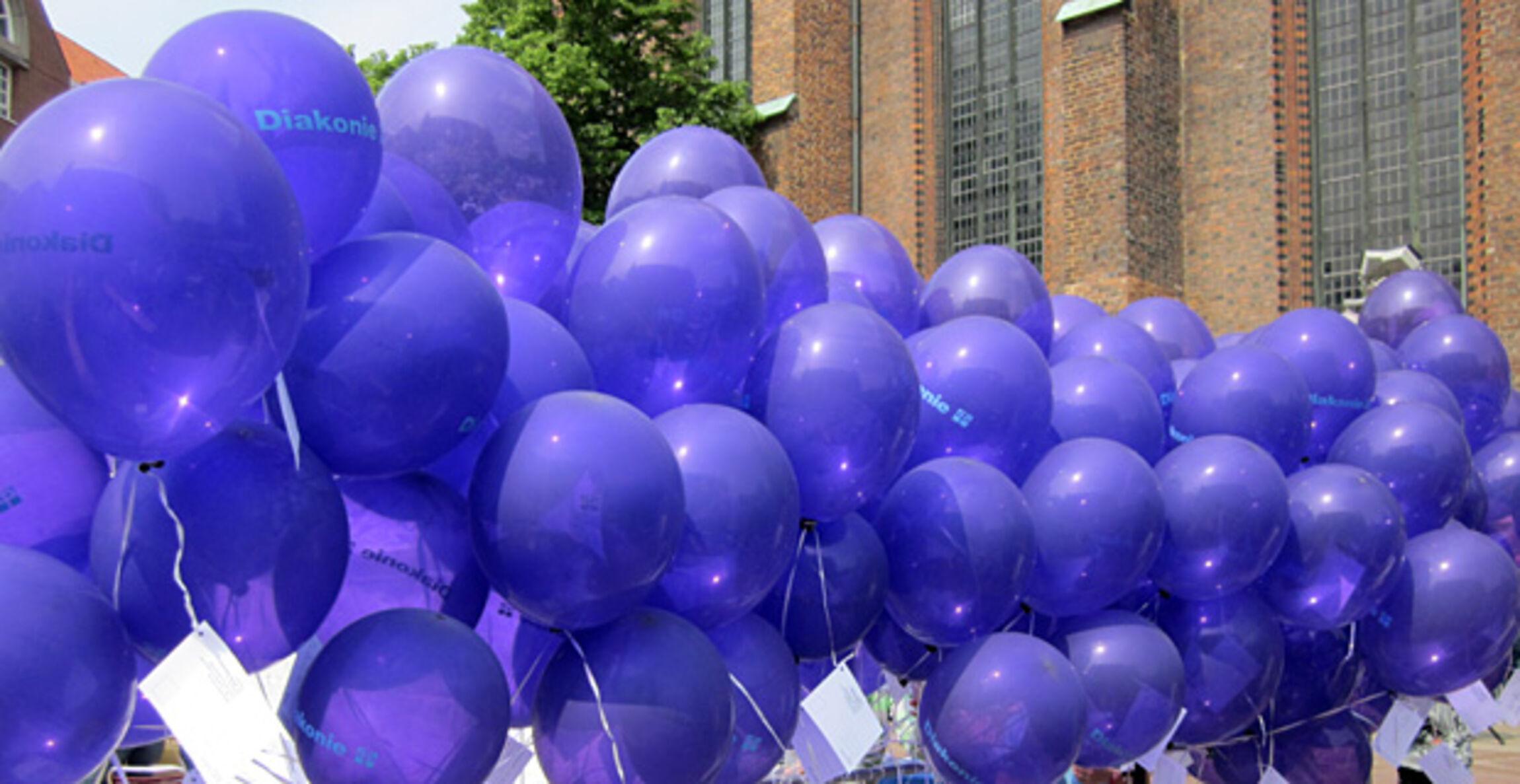 Diakonieluftballons