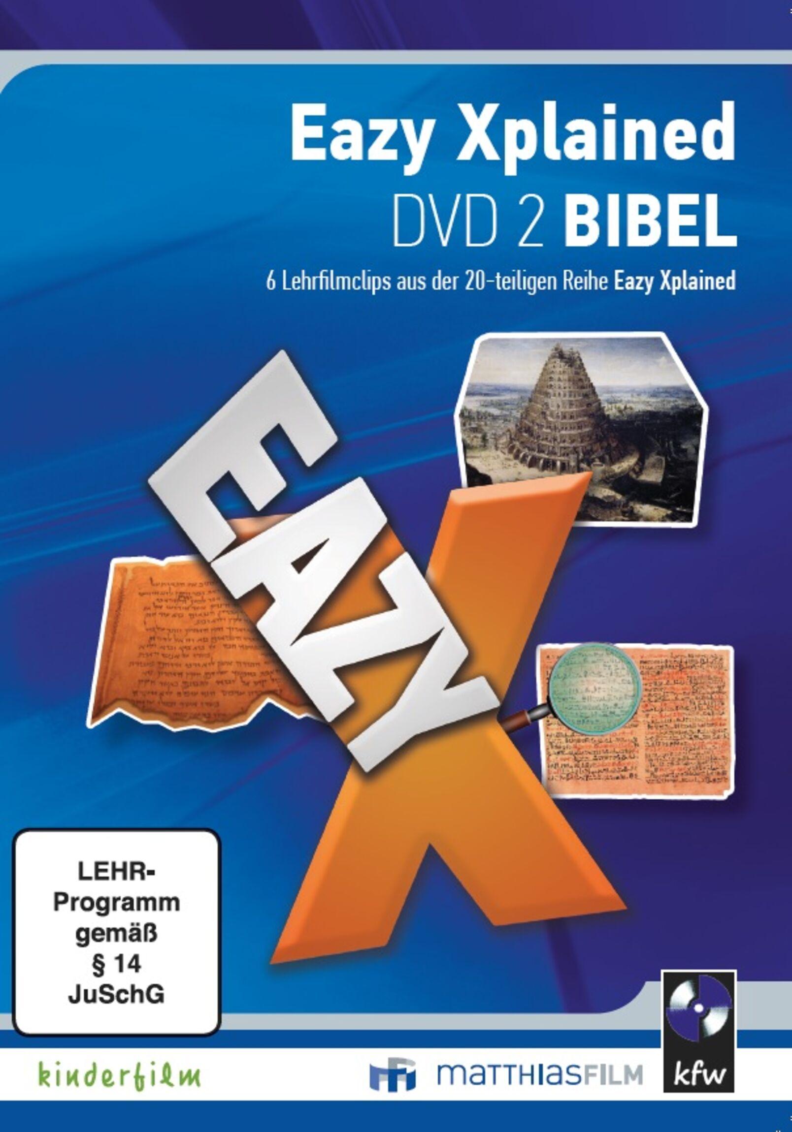 Eazy-Explained-Bibel