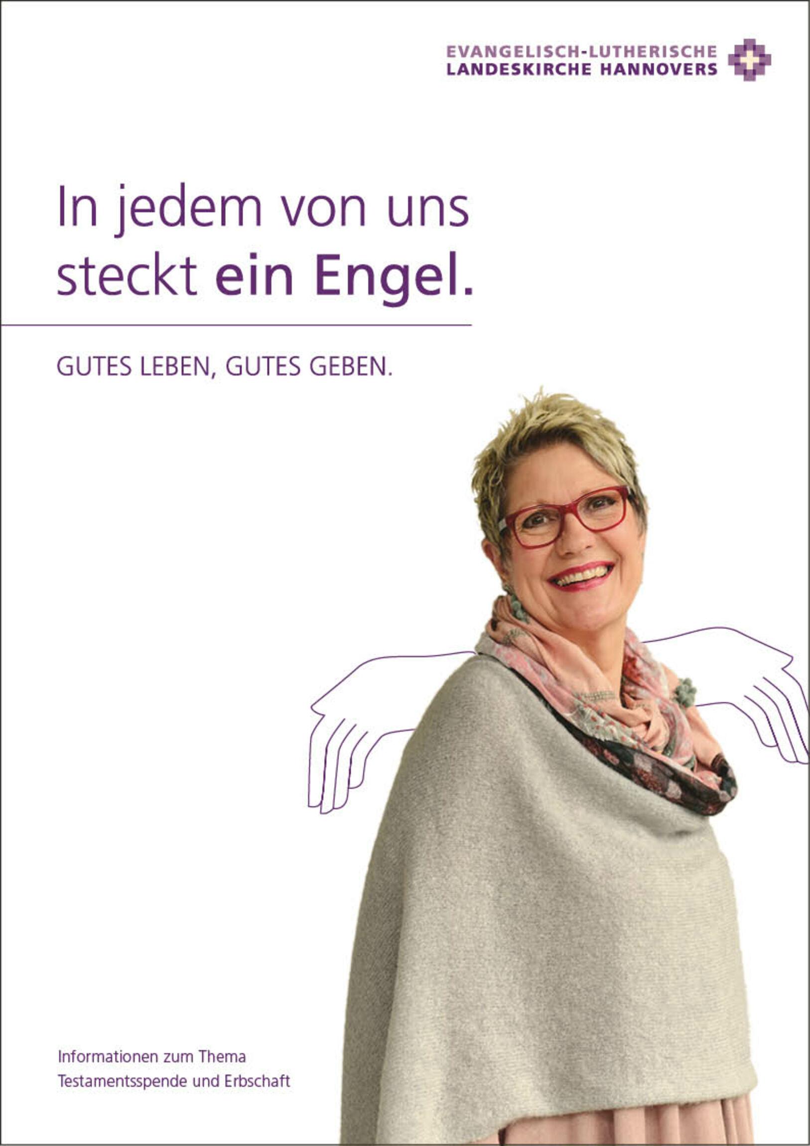 Broschüre In jedem von uns steckt ein Engel