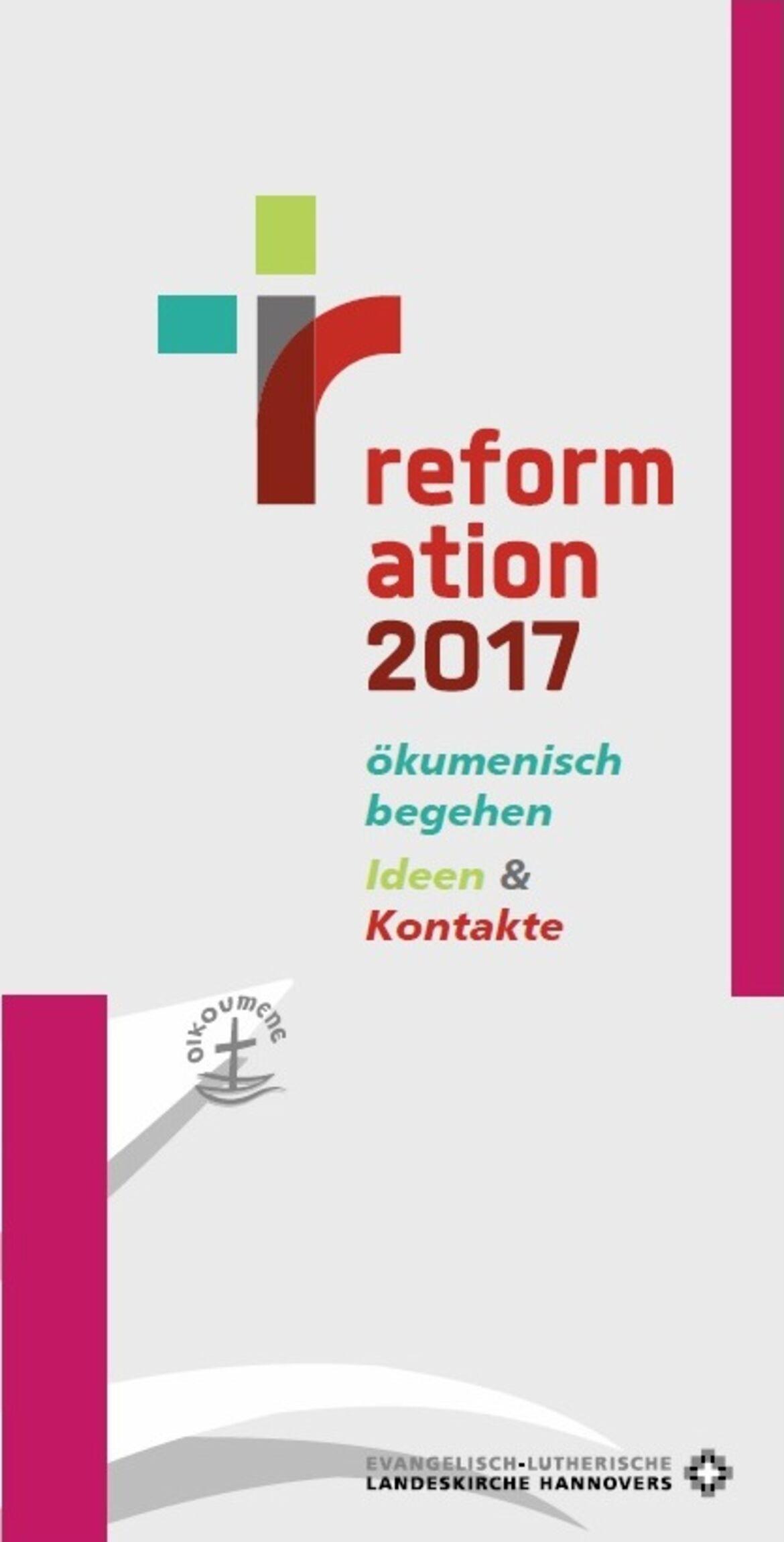 Flyer Reformation  2017 Titel