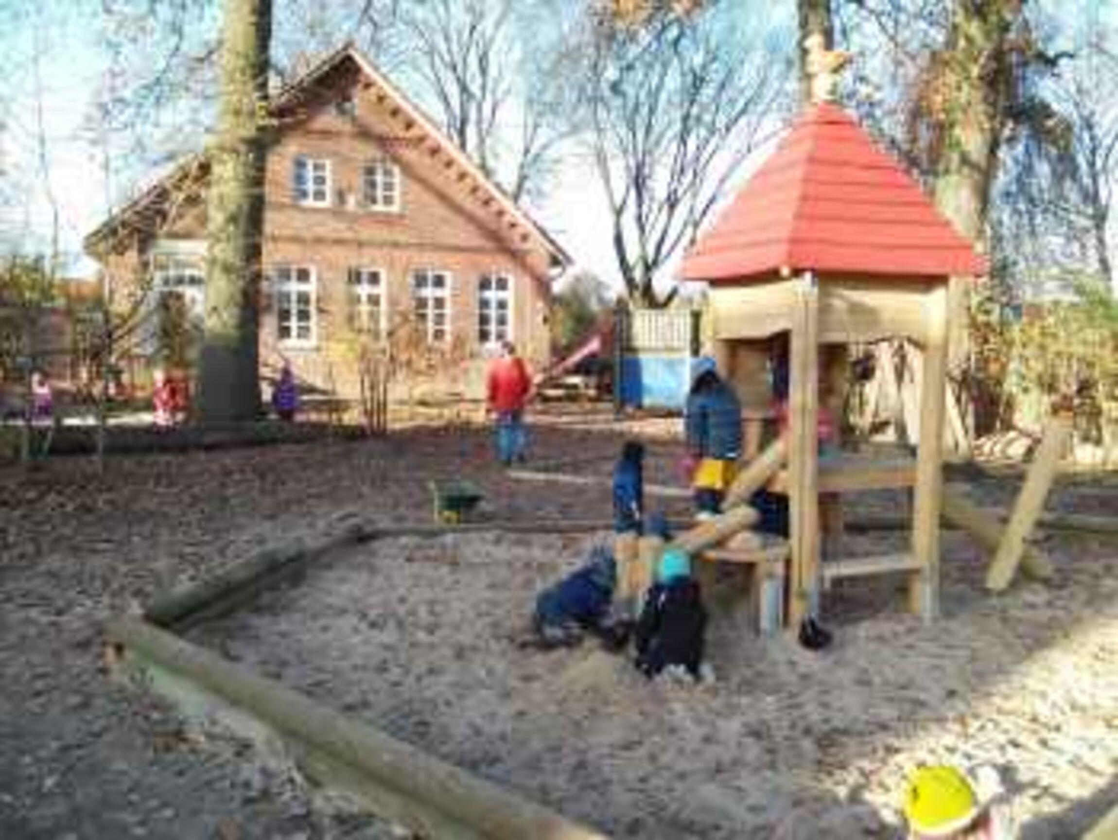 Kindergarten Ottensen 1a