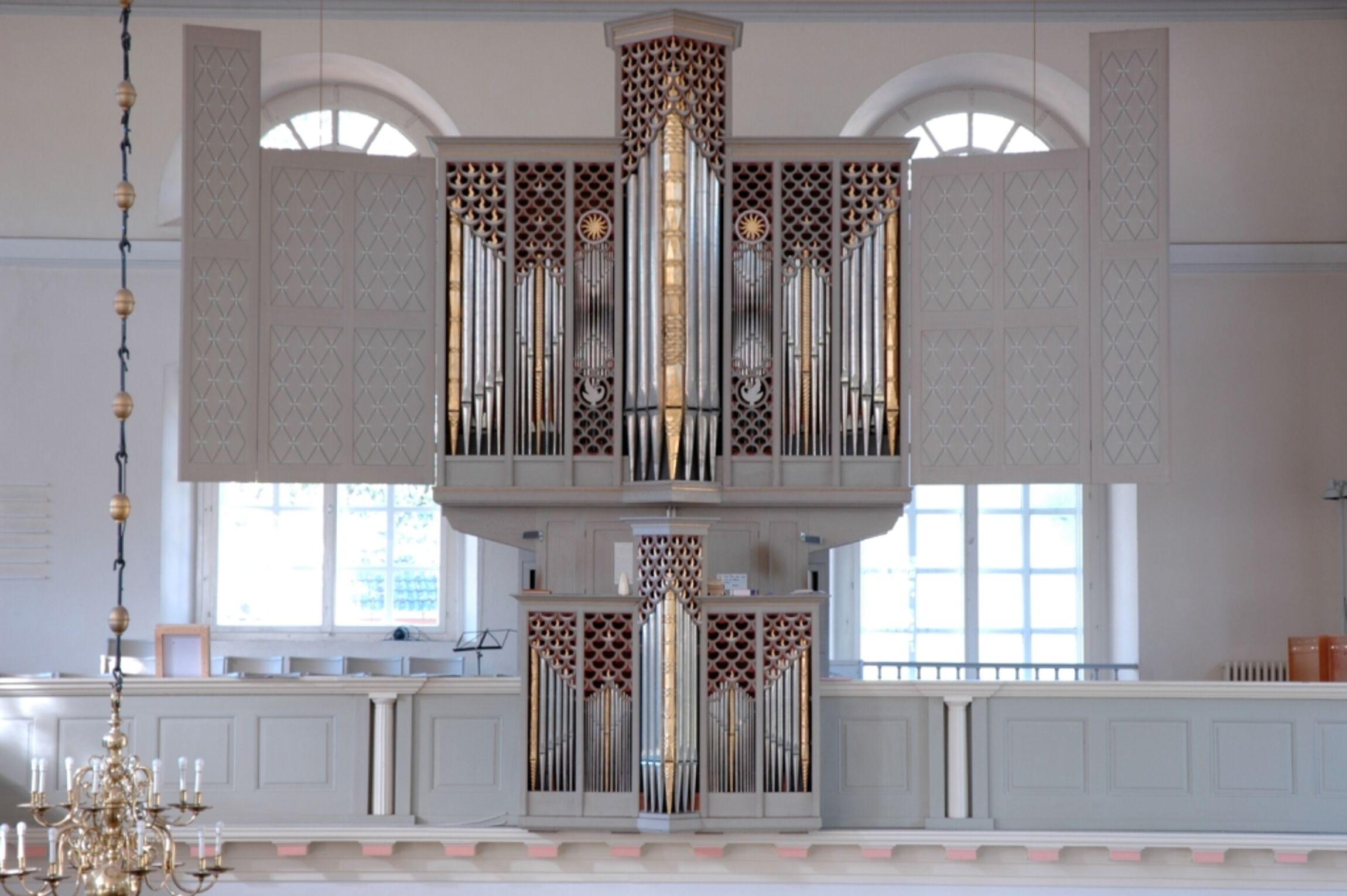 Ahrend-Brunzema-Orgel