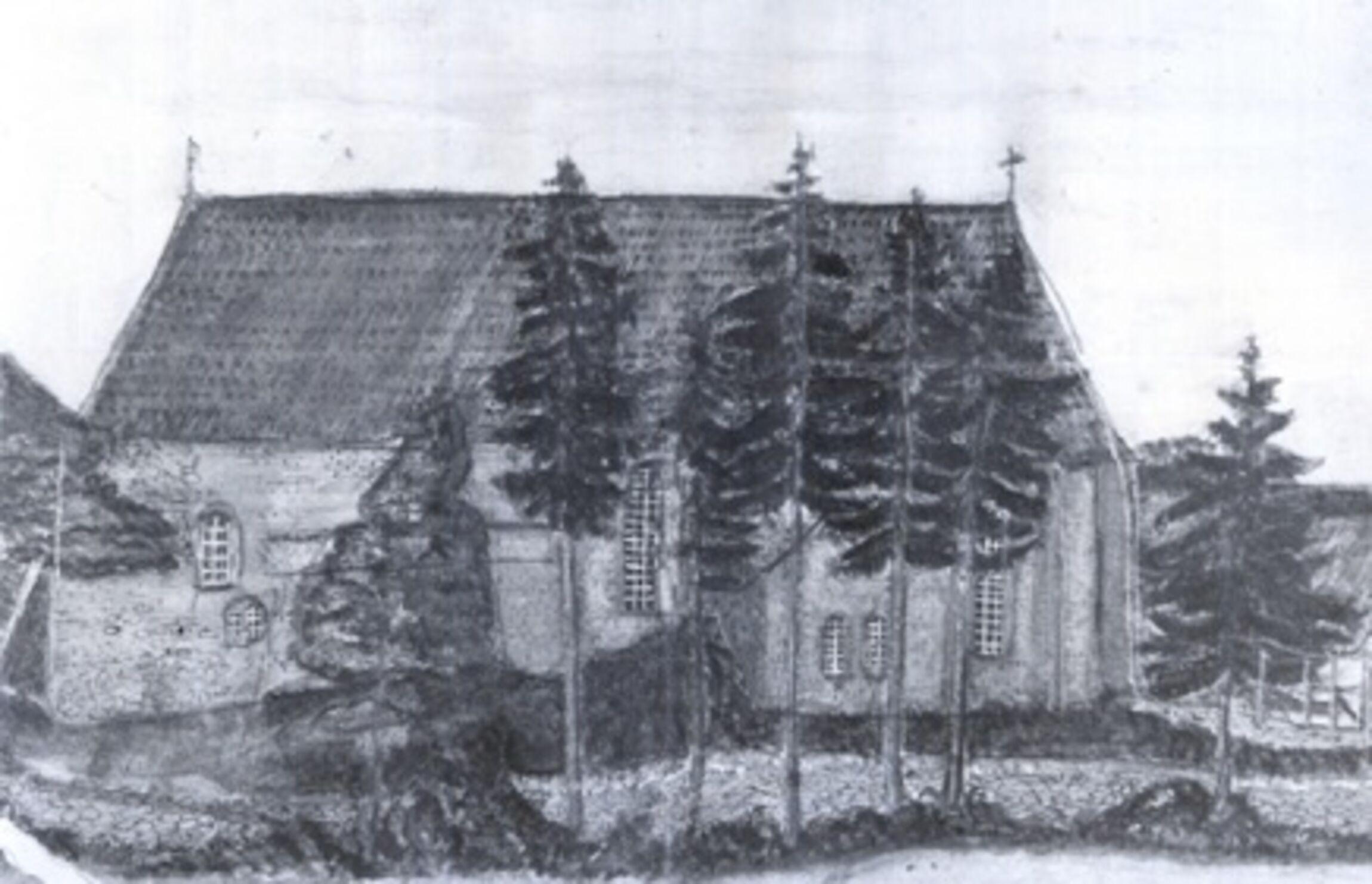 Alte Beverstedter Kirche