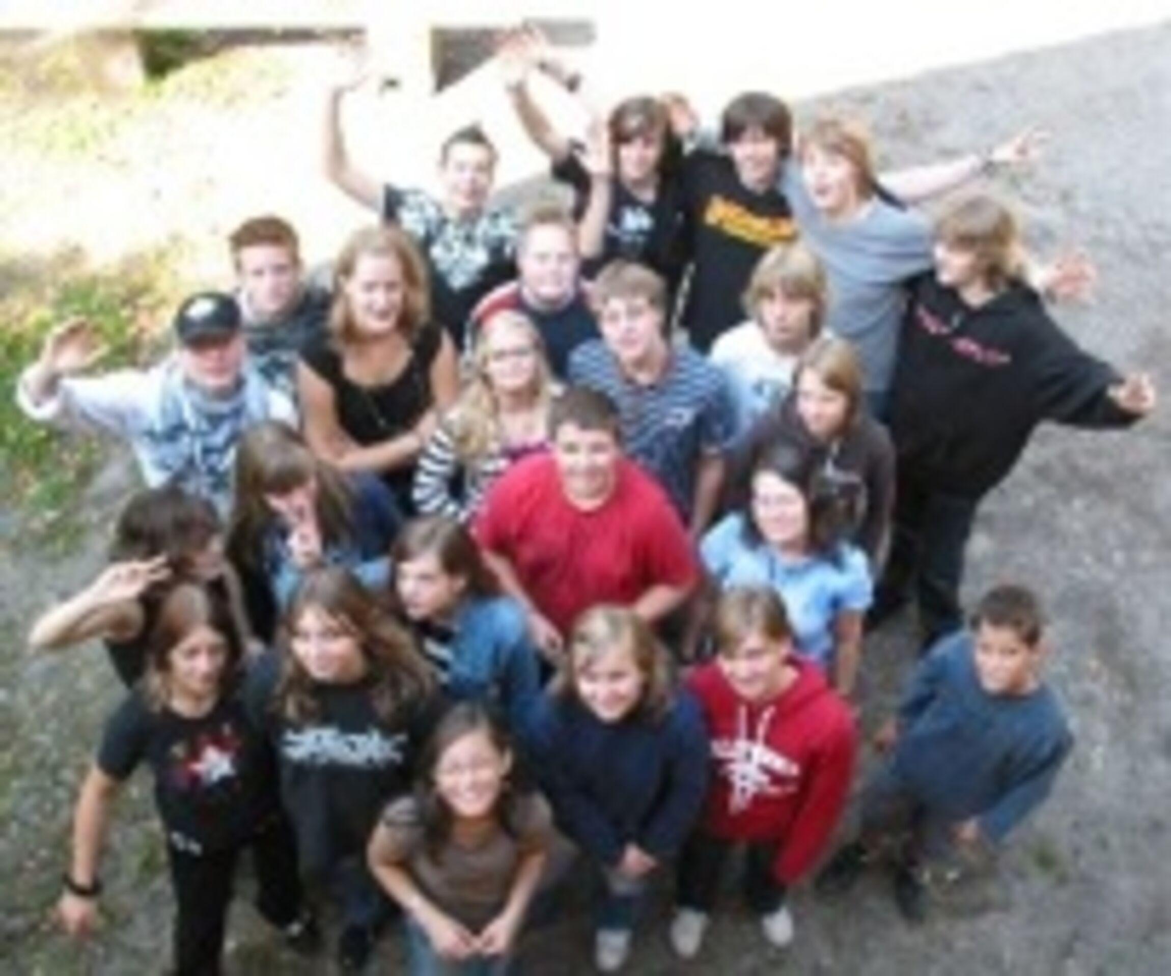 Evangelische Jugend Mitarbeitende