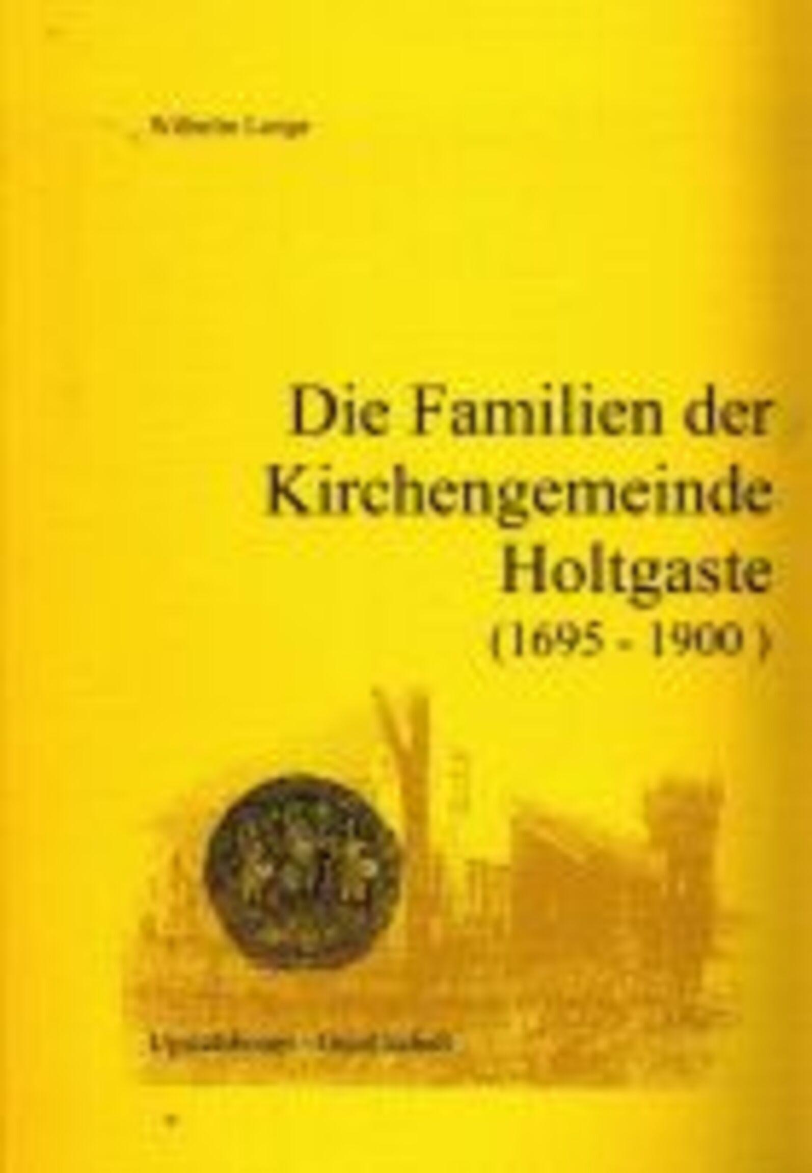 Ortssippenbuch Holtgaste