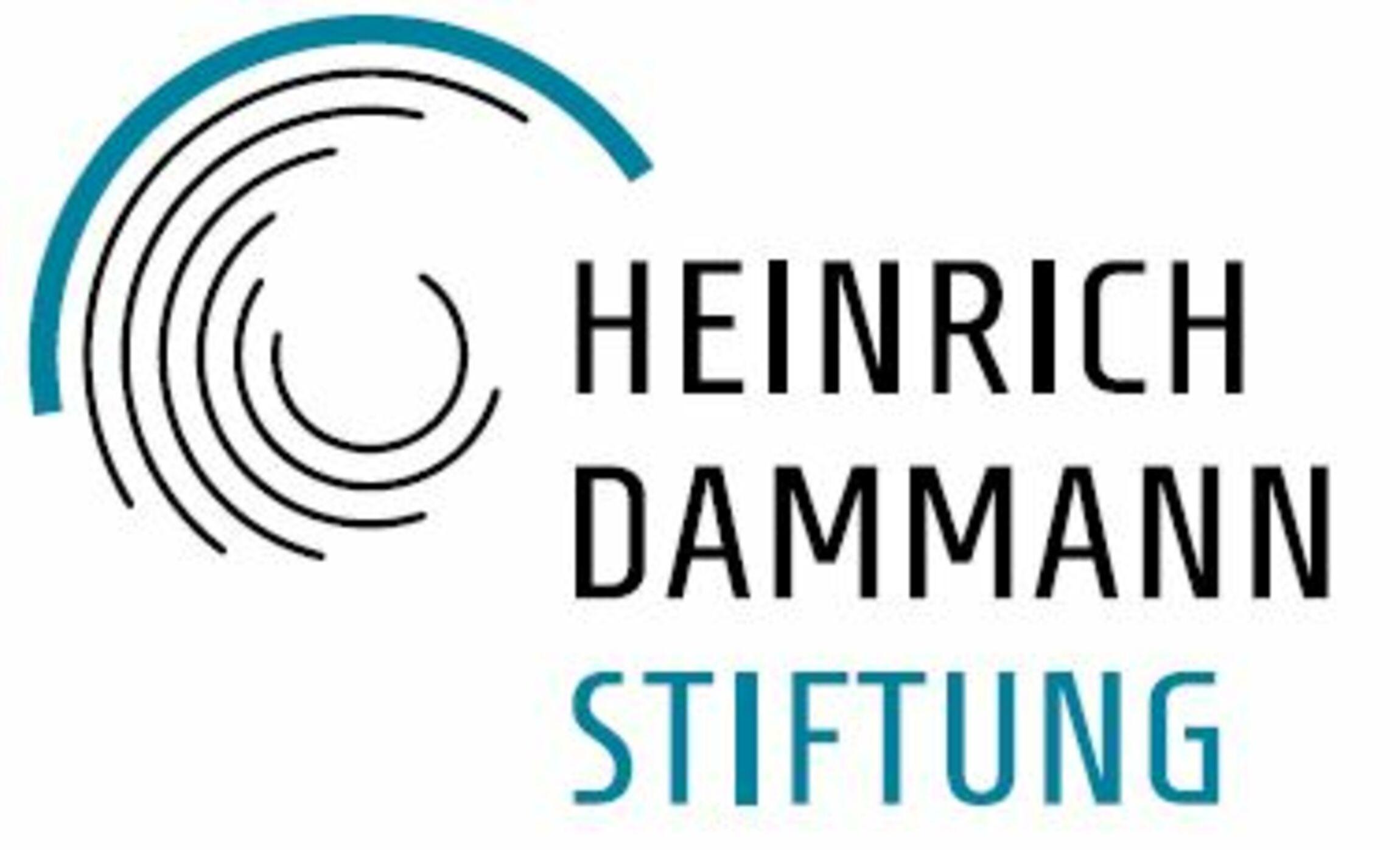 Logo Heinrich Dammann Stiftung