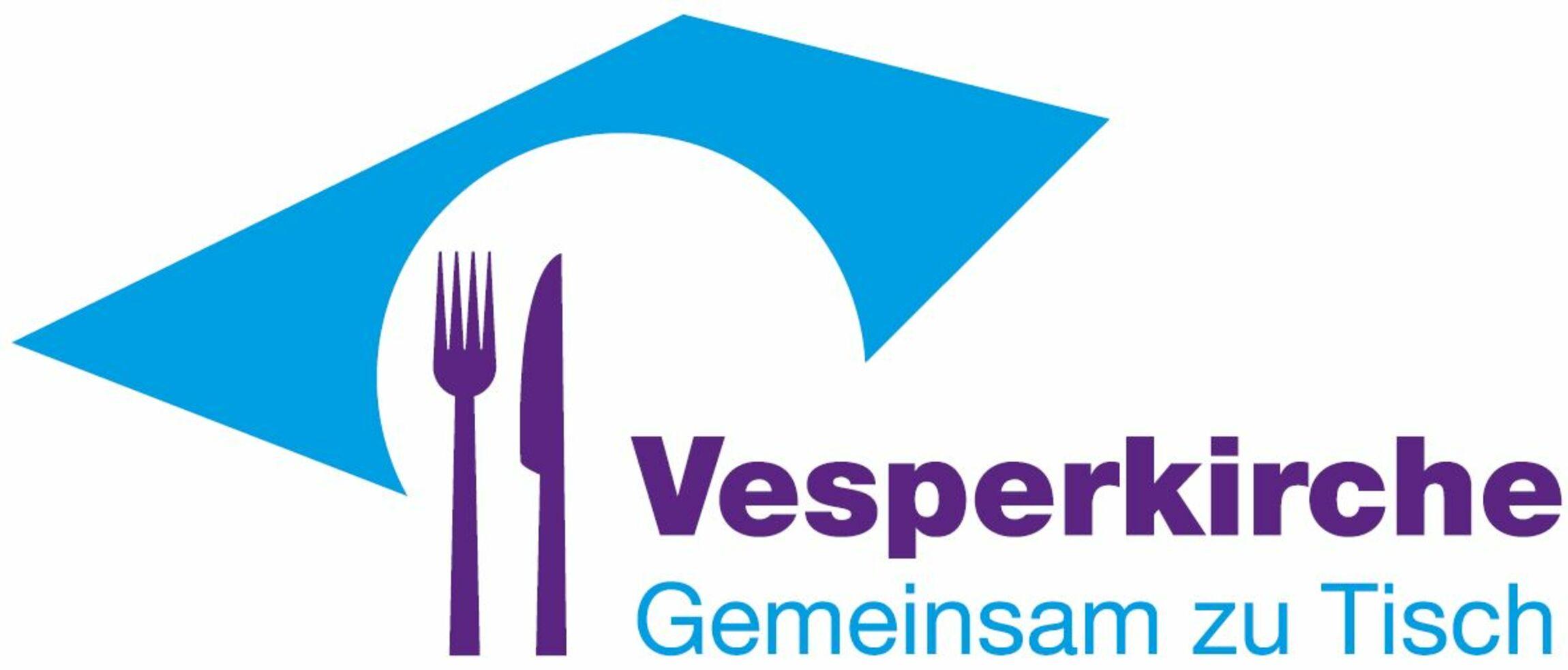 Logo Vesperkirche
