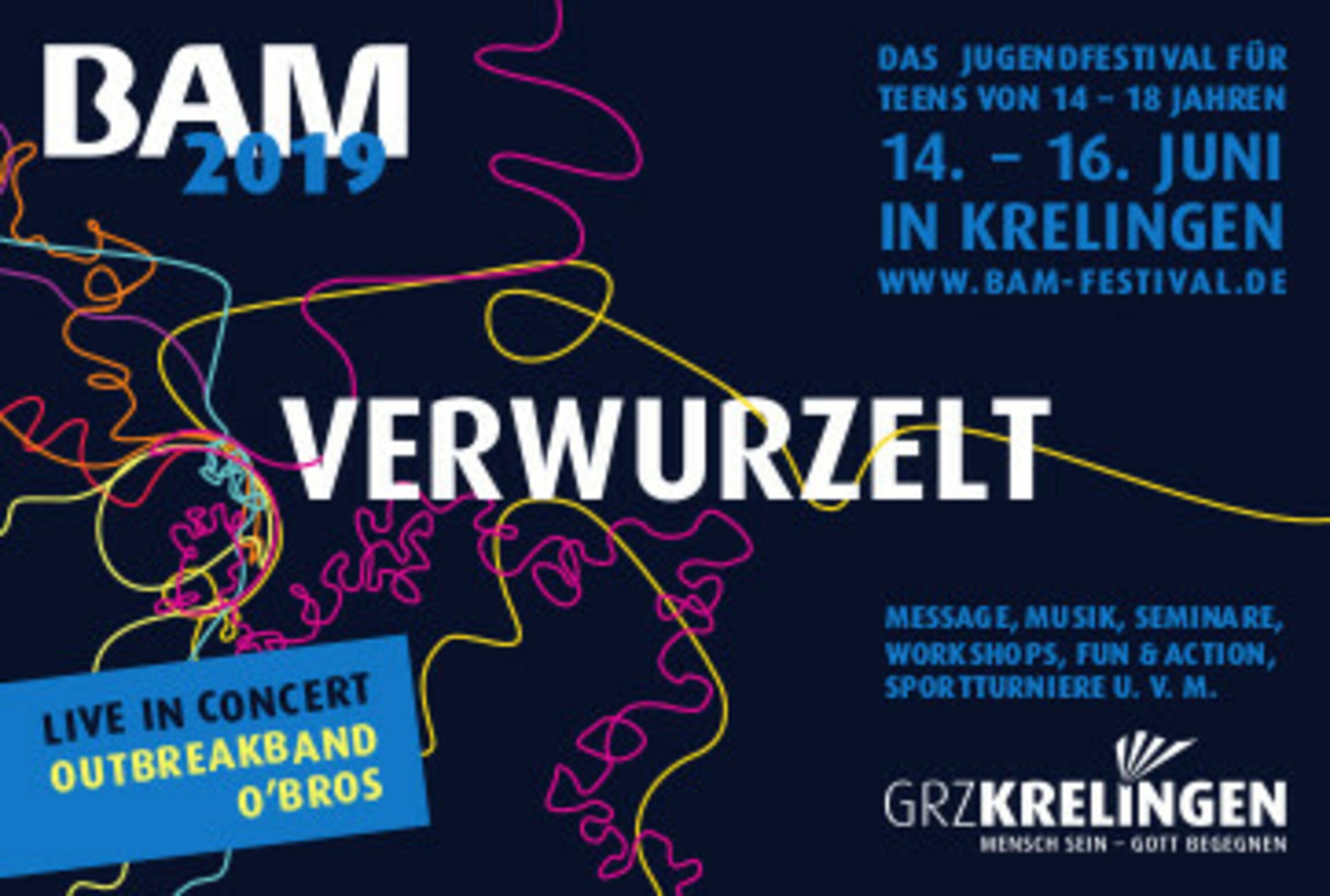 Einladung zum BAM-Festival