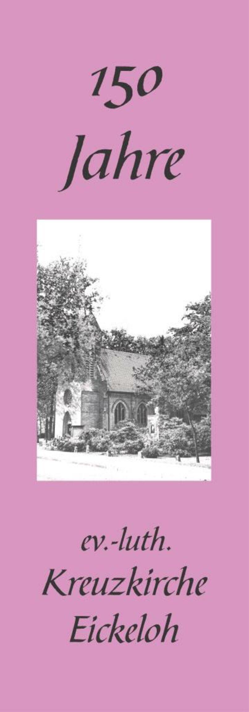 Banner zum Kirchenjubiläum