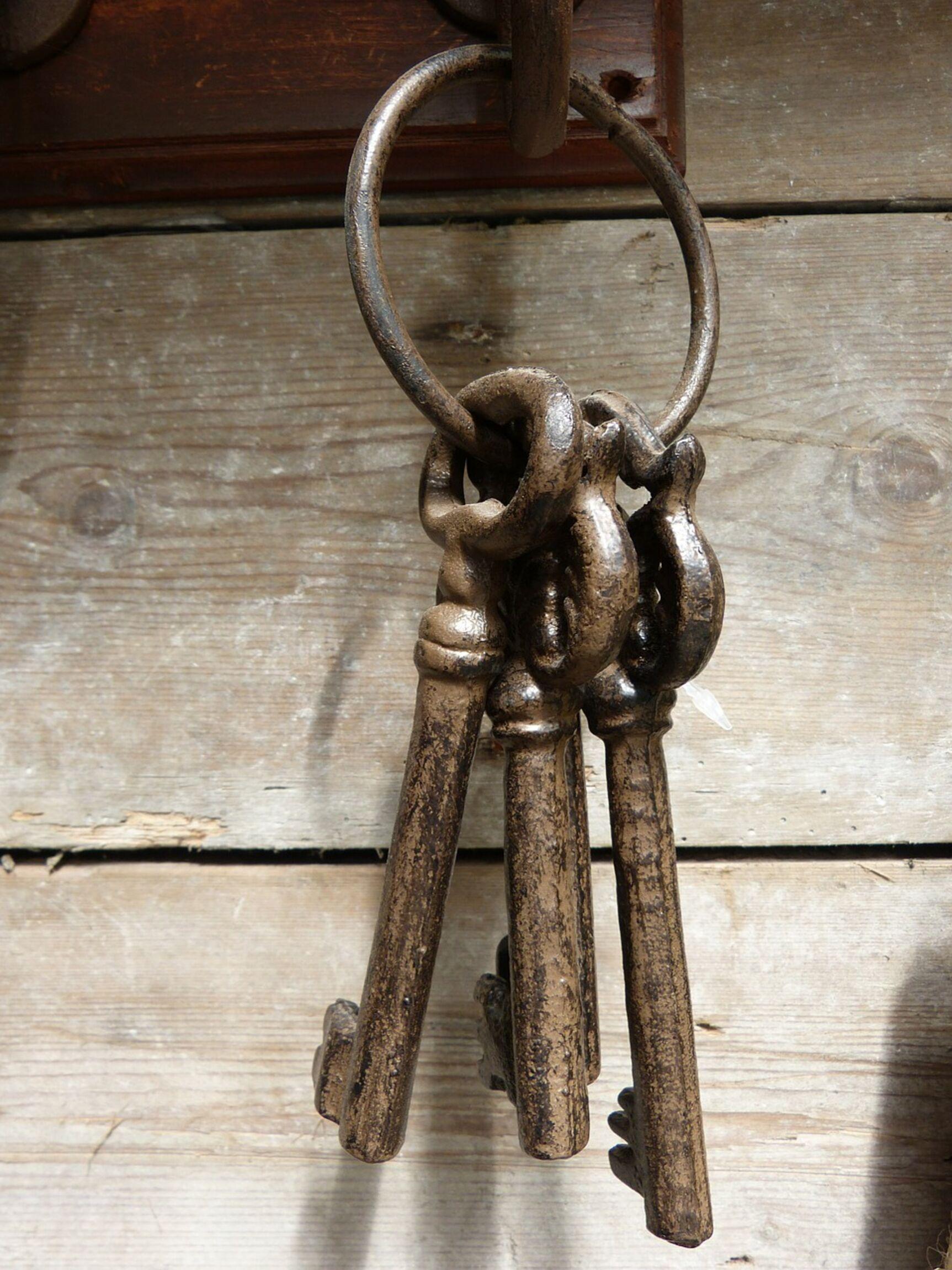 Schlüssel - Küster/in gesucht