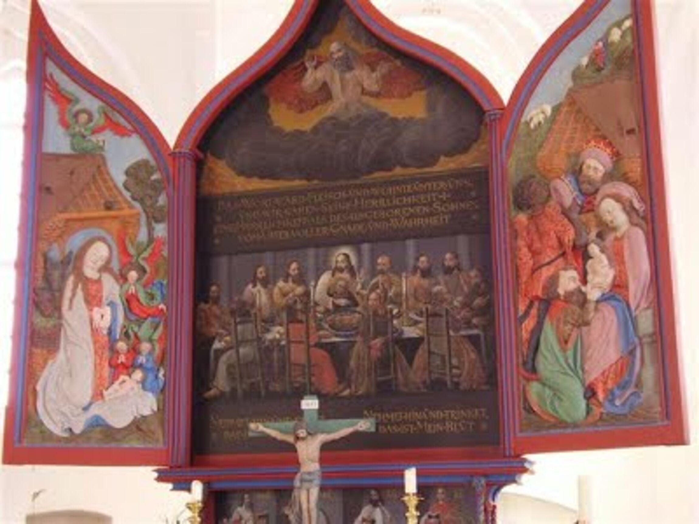 Altar Nah