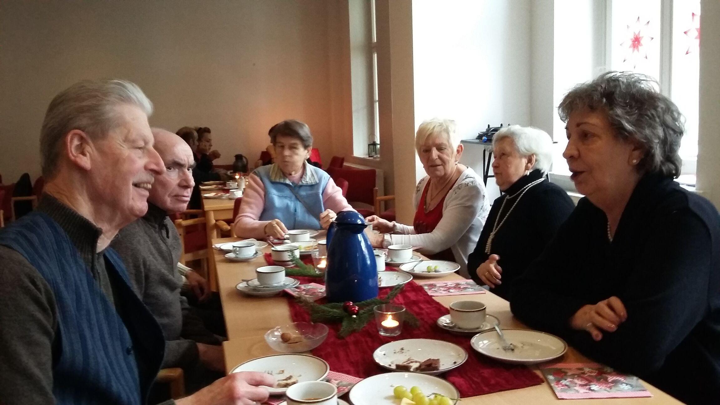 Kirchencafé im Advent