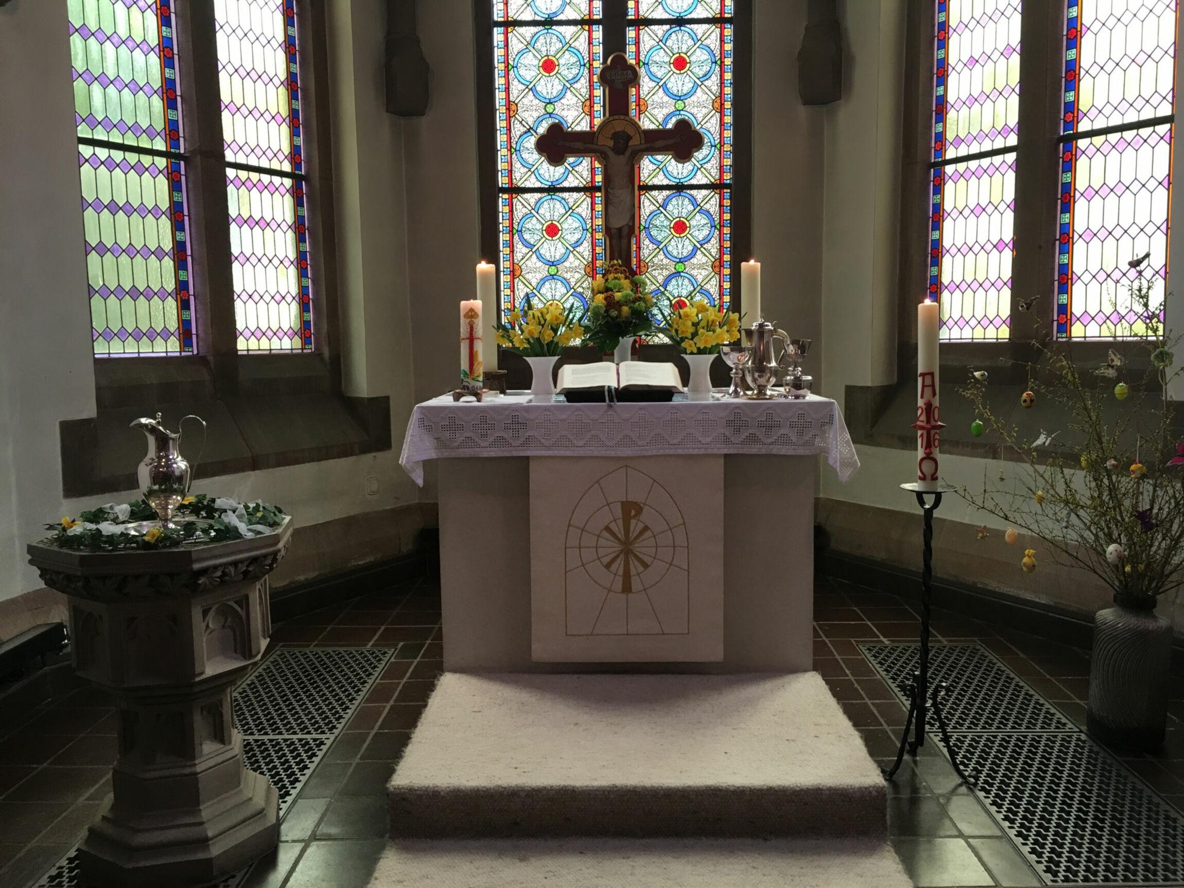 Altar Gieboldehausen