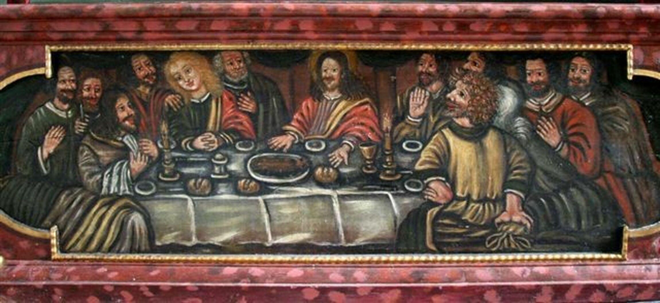 Altar-Abendmahl