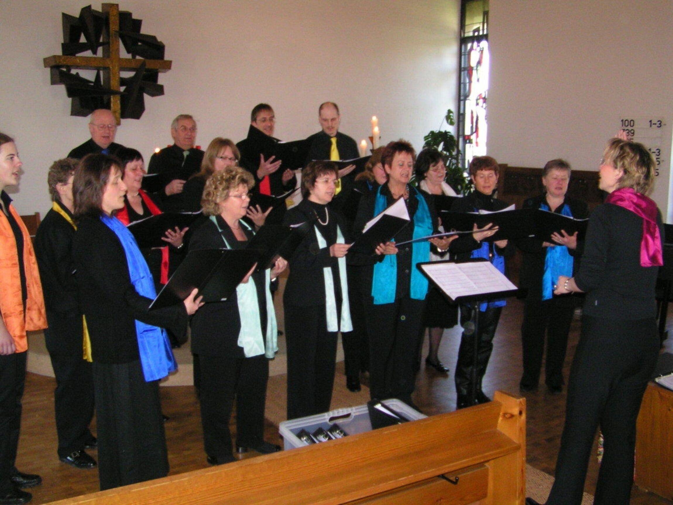 Kirchenchor P1030782-3