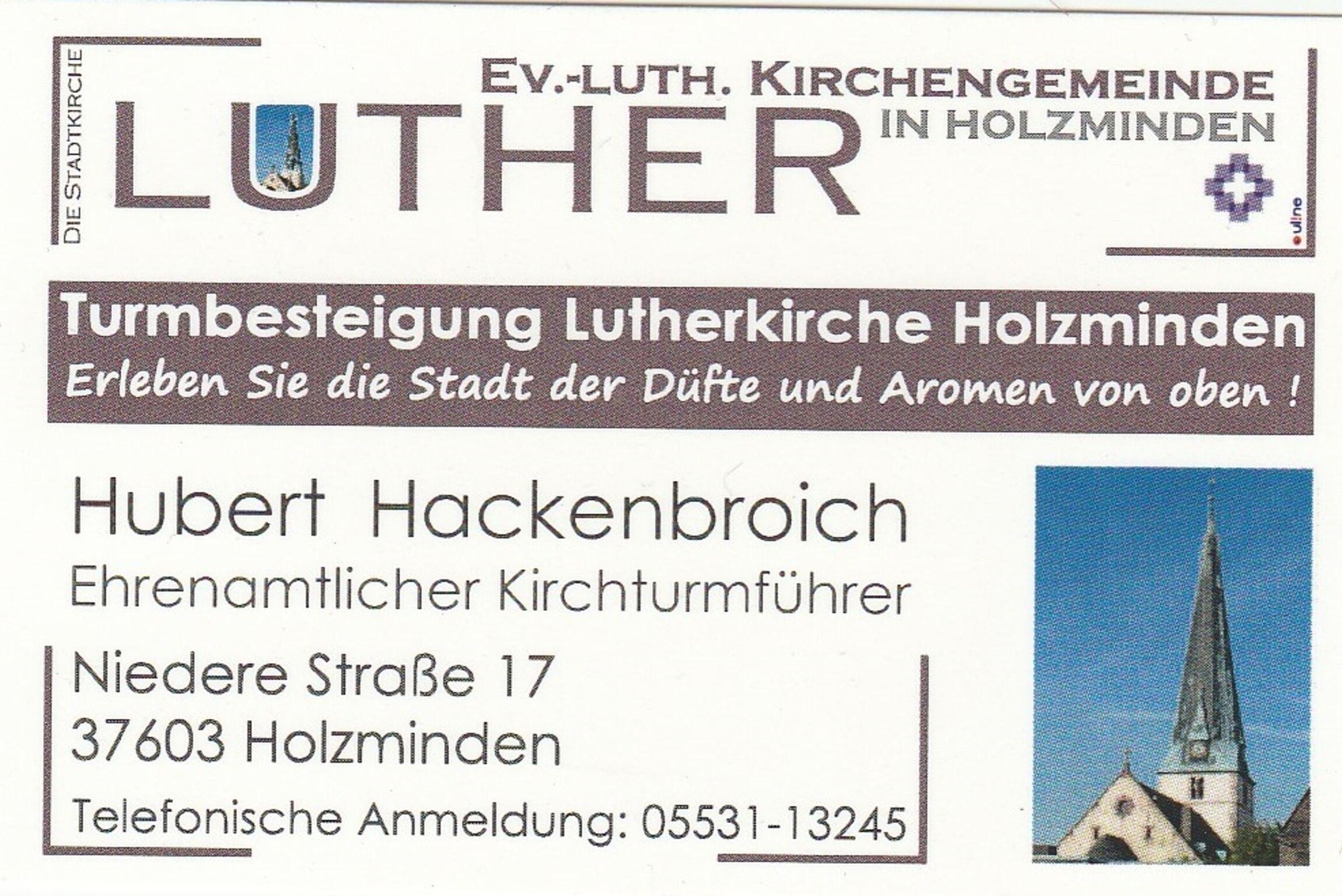 Hackenbroich-Visitenkarte