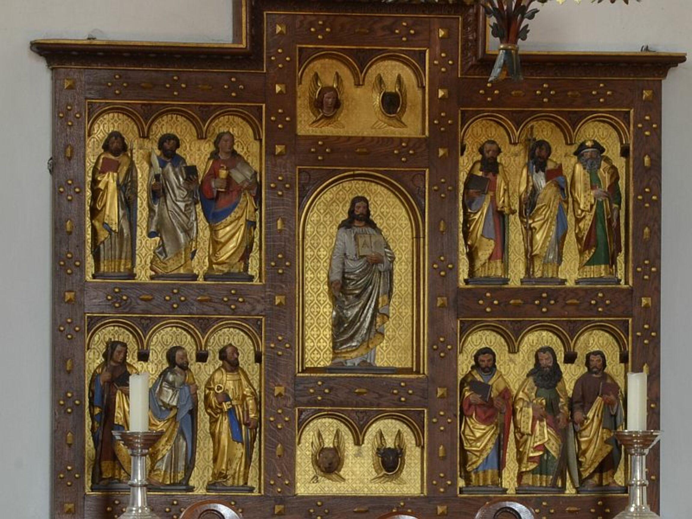 Altar_Damenempore