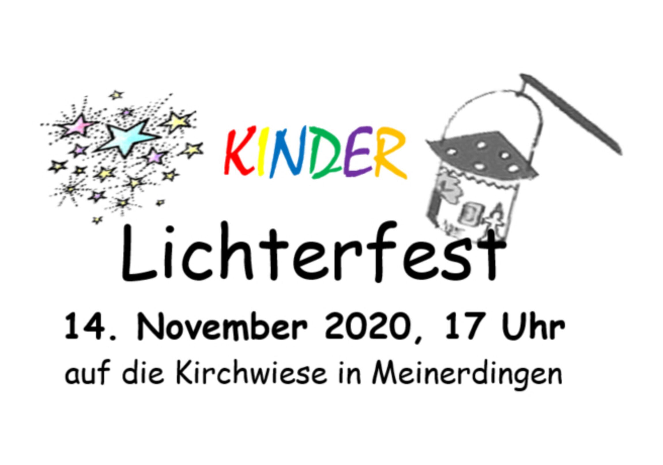 Kinder-Lichterfest 2020