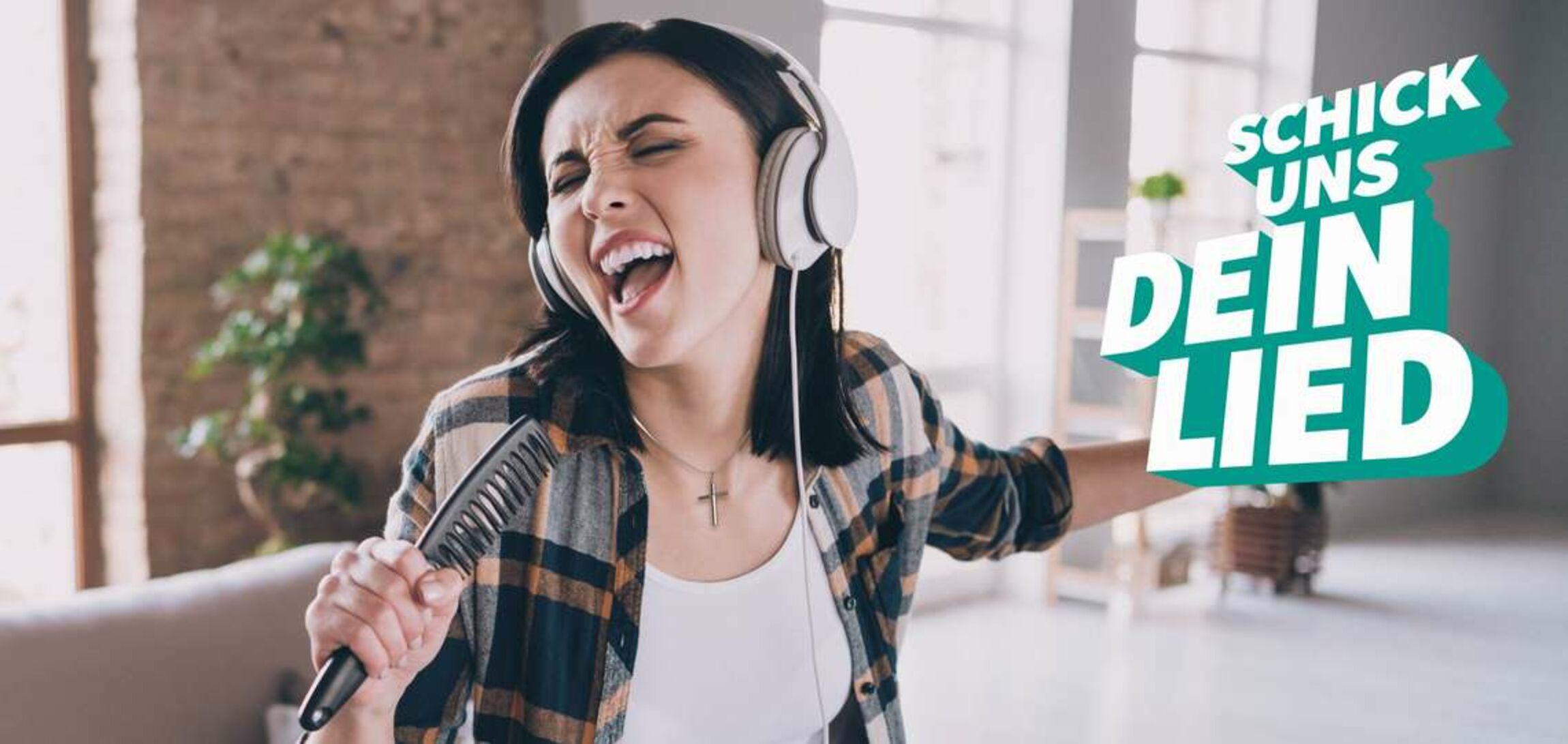 Schick uns Dein Lied