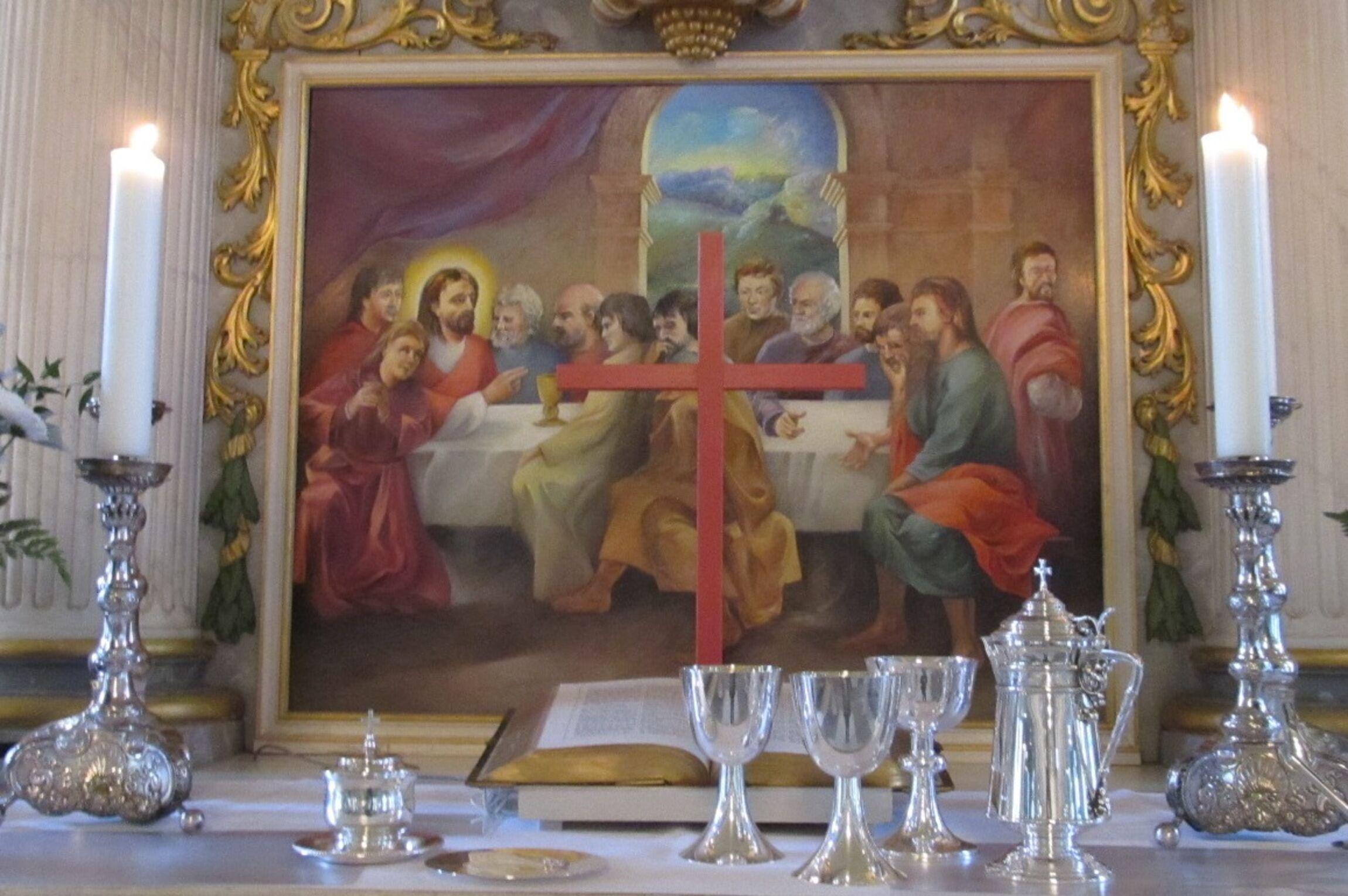 Abendmahl_auf_Altar