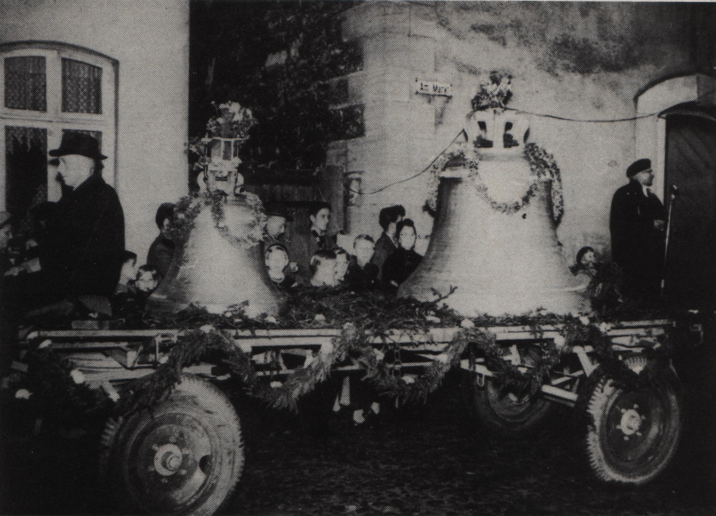 Neue Glocken 1957