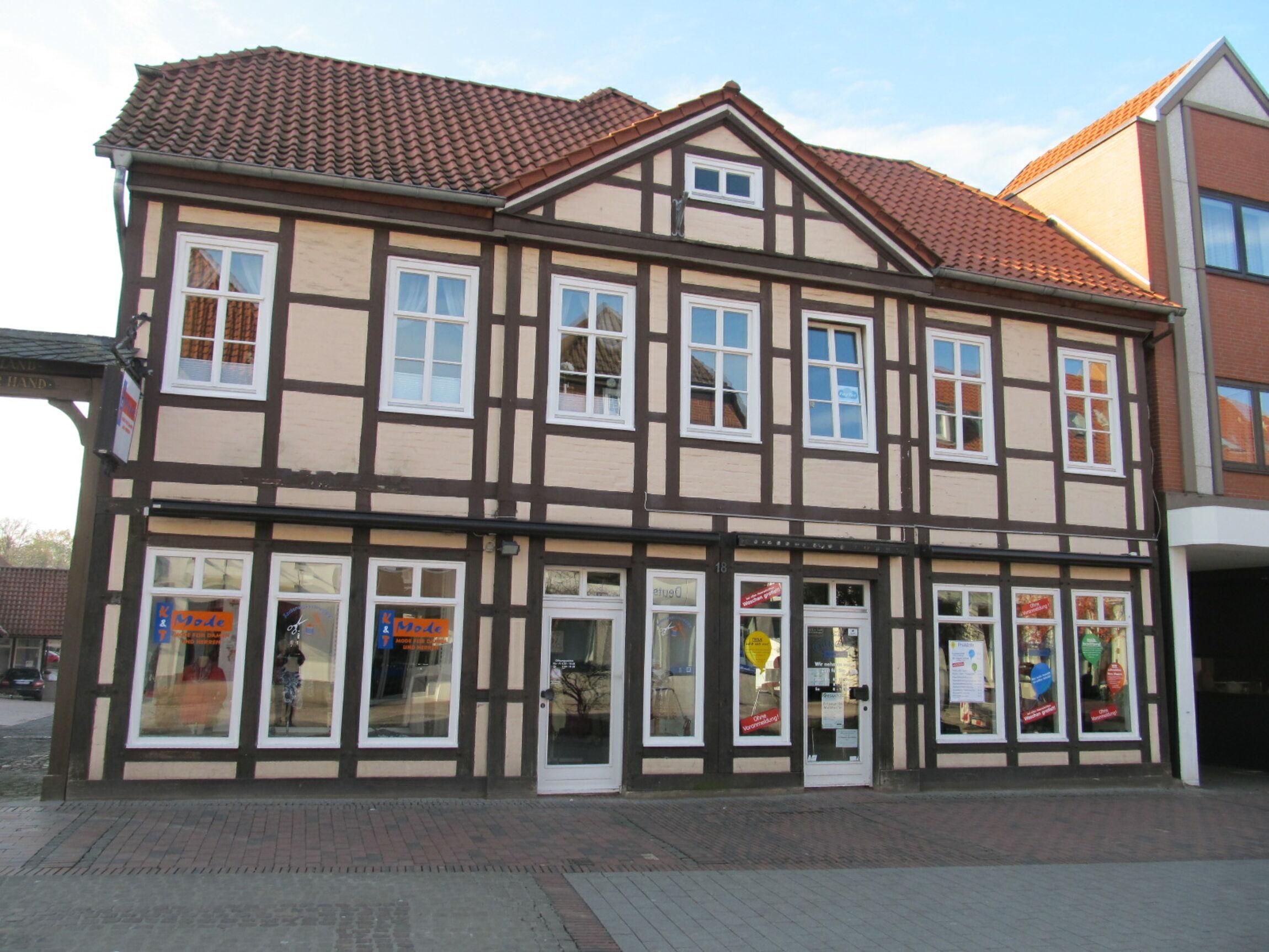 Haus Steinweg 18