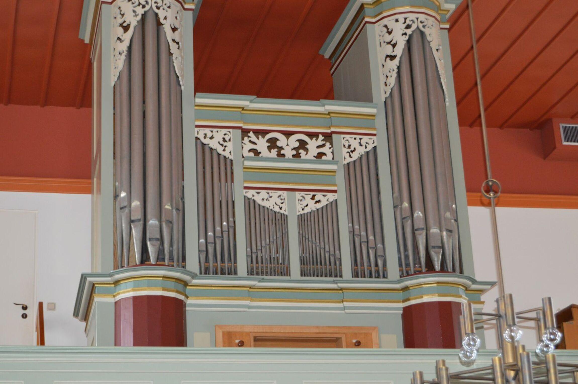 Orgel Nienstedt