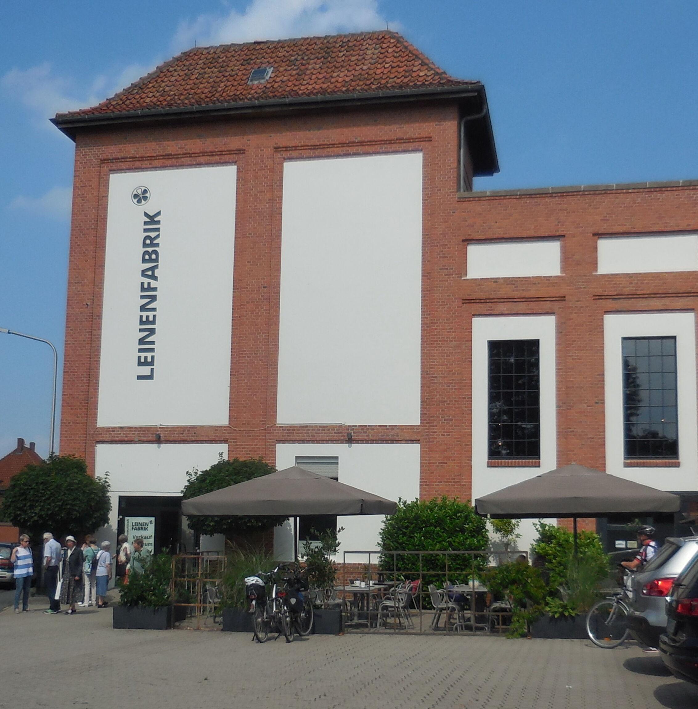 Weberei in Steinhude - Gebäude, Teaser