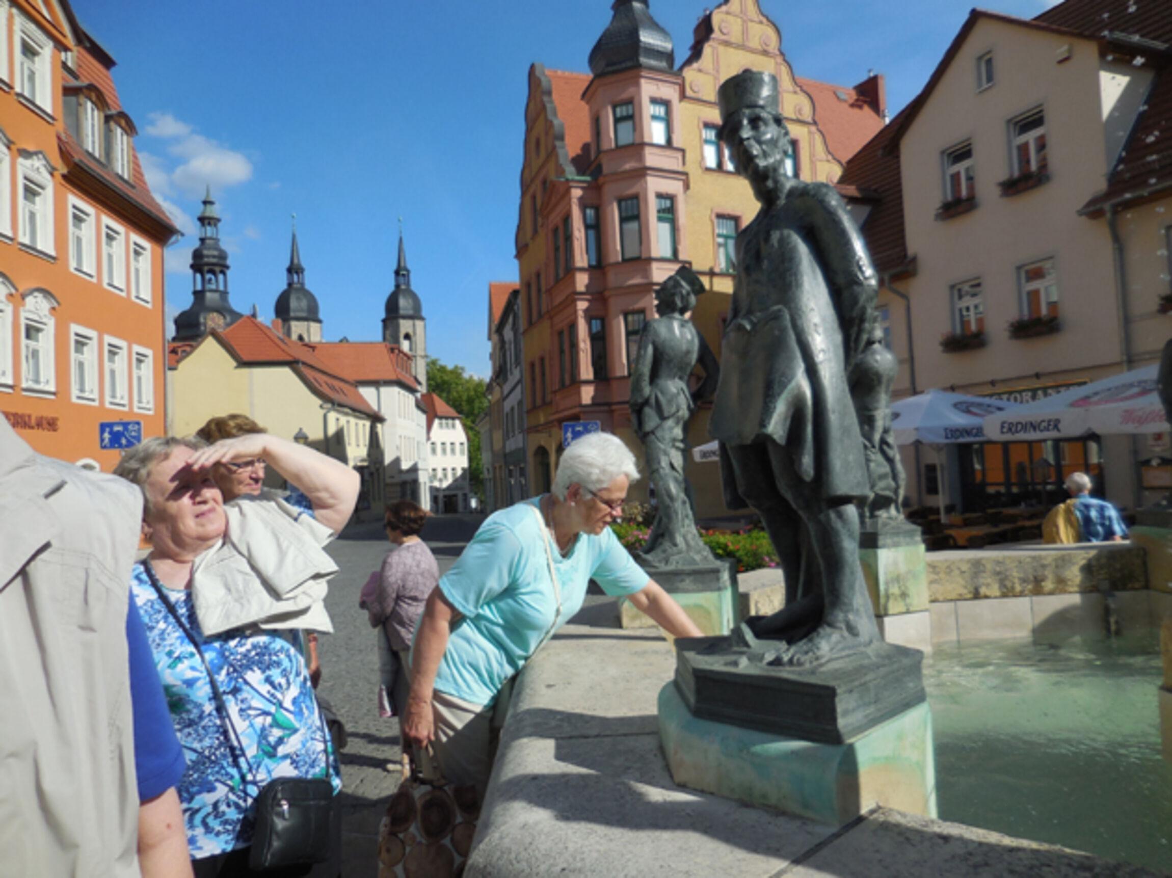 Lutherstadt Eisleben – ein Gemeindeausflug