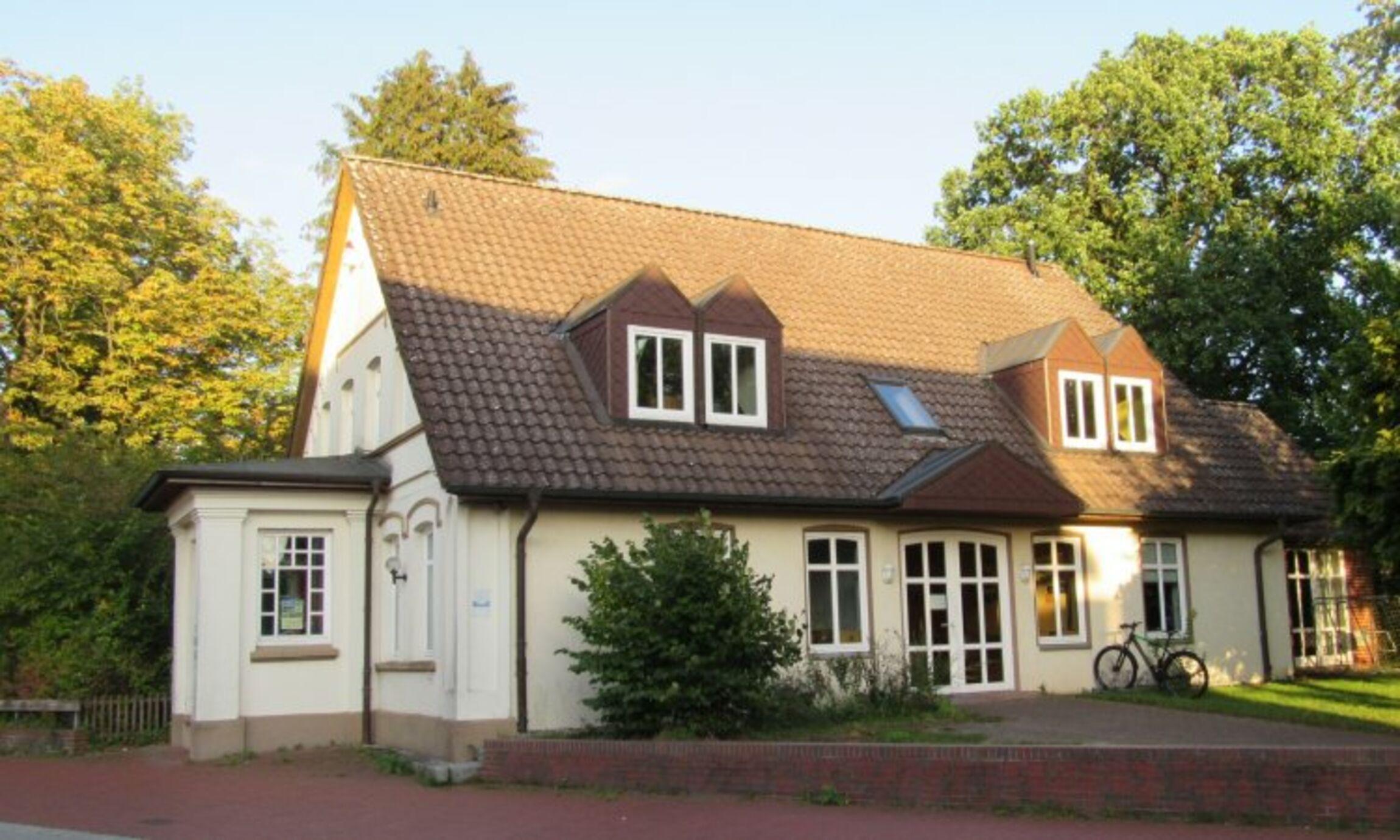 Kinder- und Jugendhaus Eingang