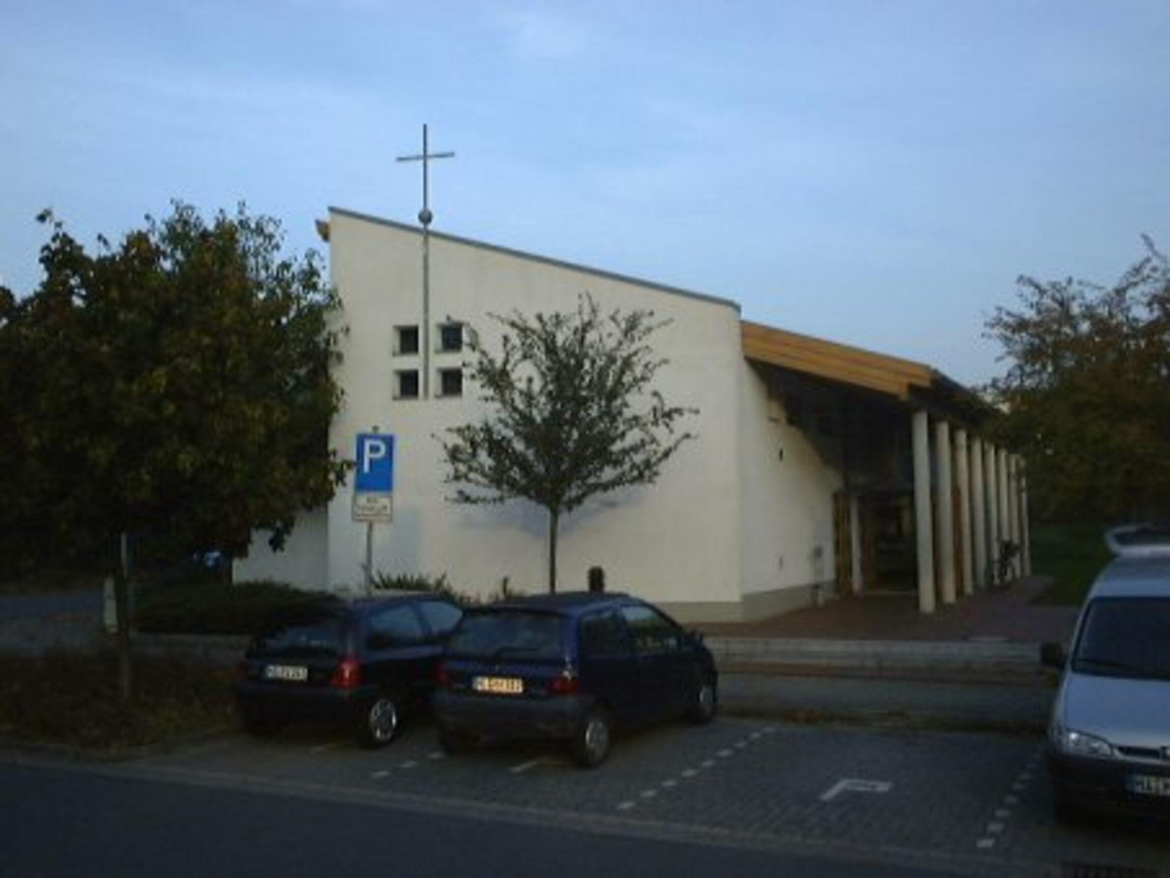 Paul-Gerhardt Gemeindezentrum