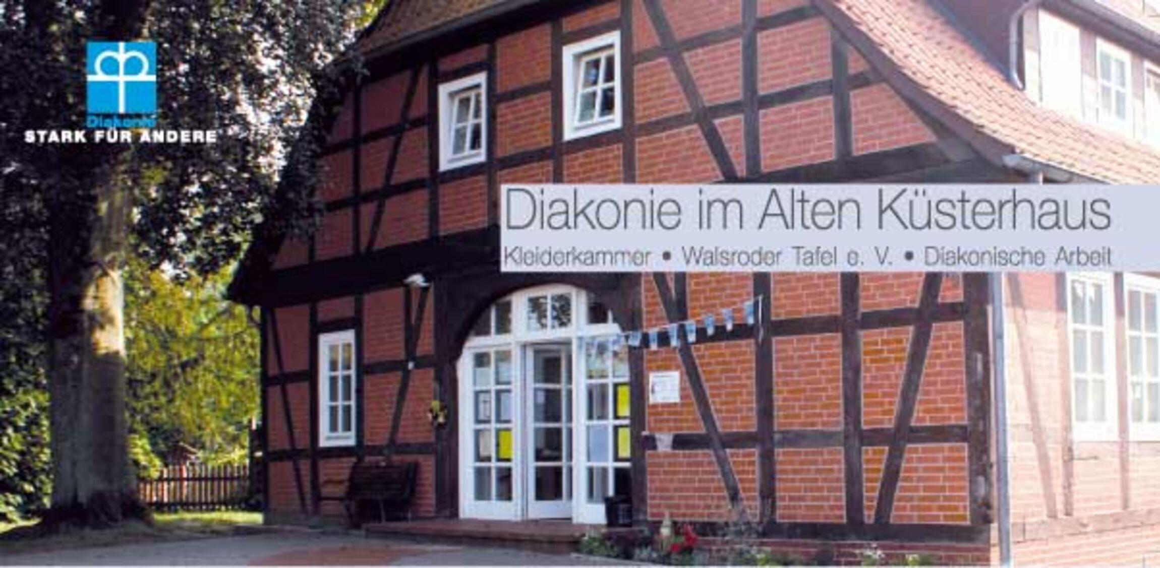 Diakonie im alten Küsterhaus
