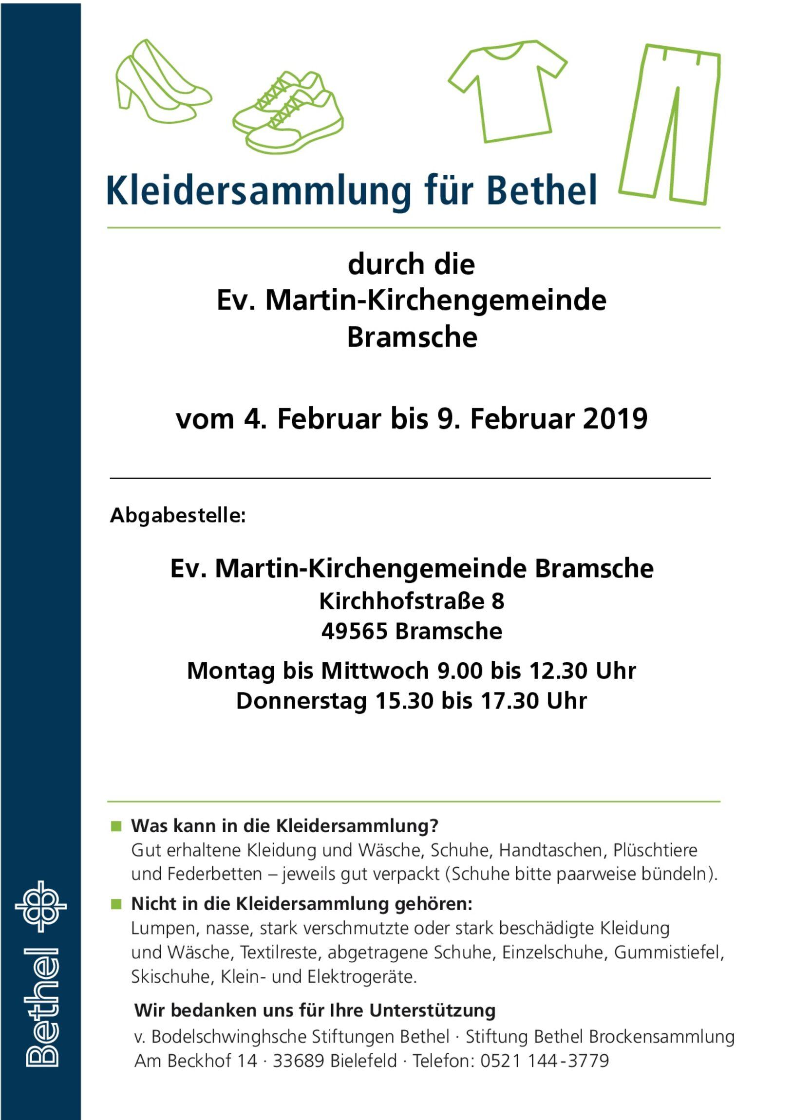 Bethel 2019