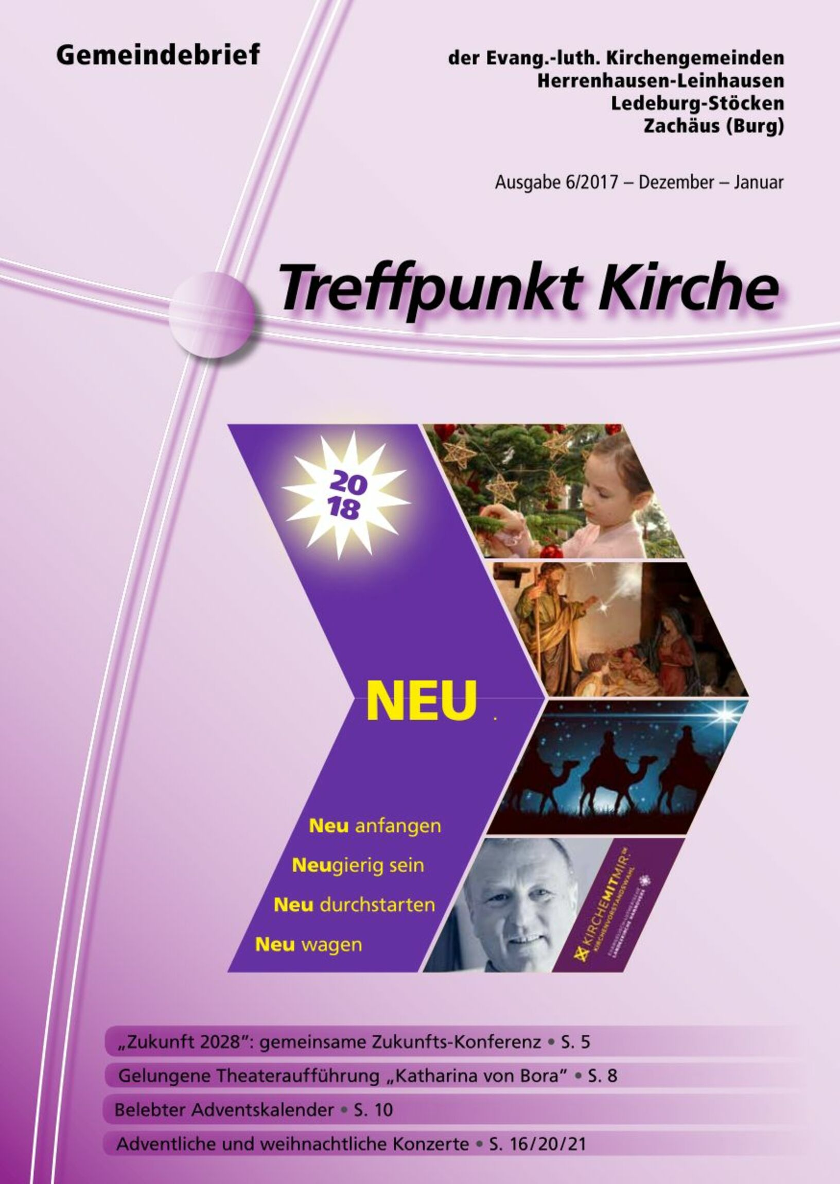 Gemeindebrief TPK 06-2017 Dezember-Januar