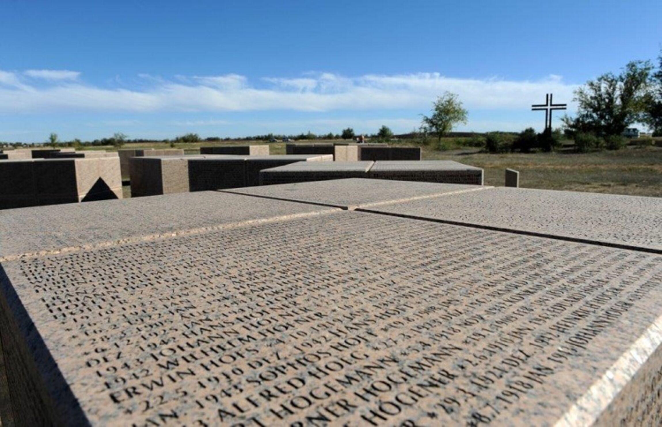Soldatenfriedhof Rossoschka