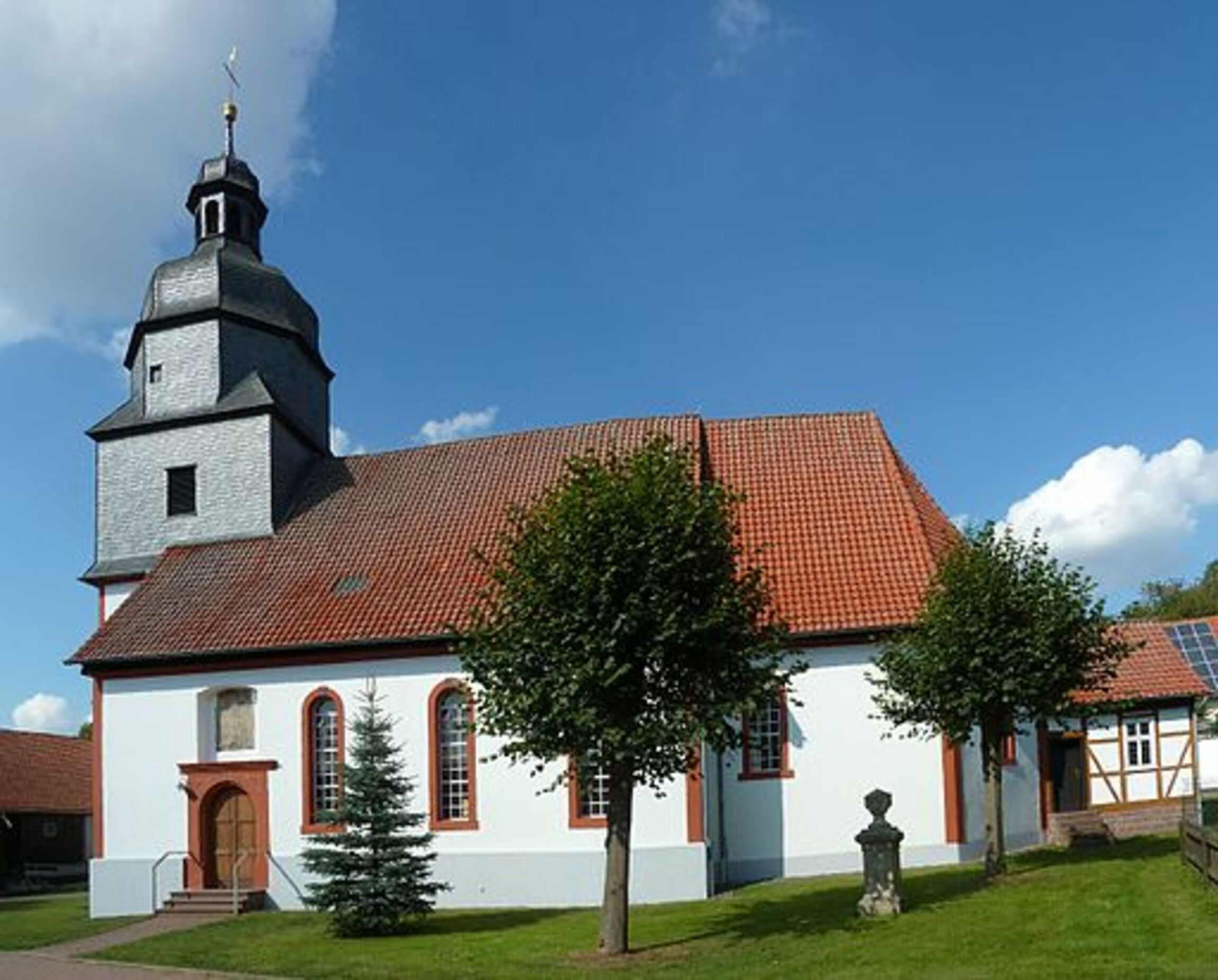 St. Marien Wollershausen