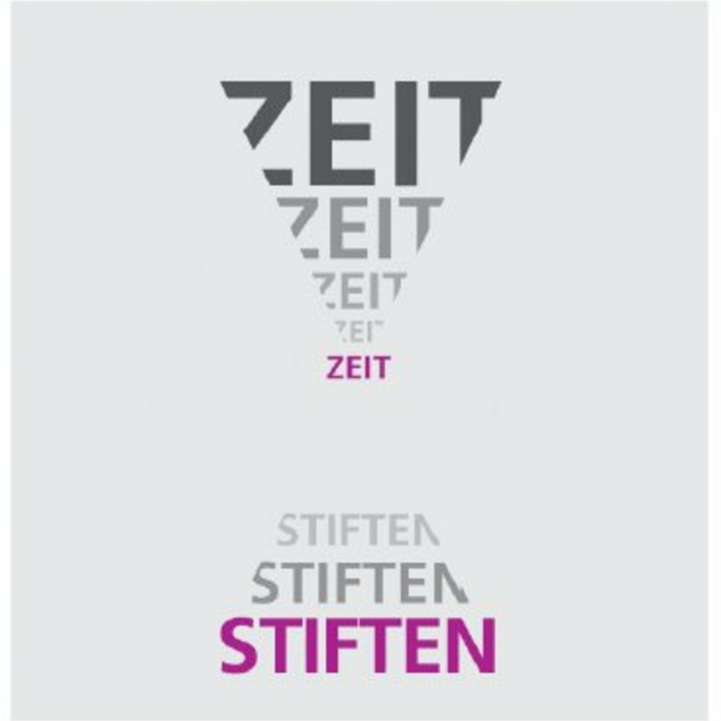 Logo-Zeit-Stiften