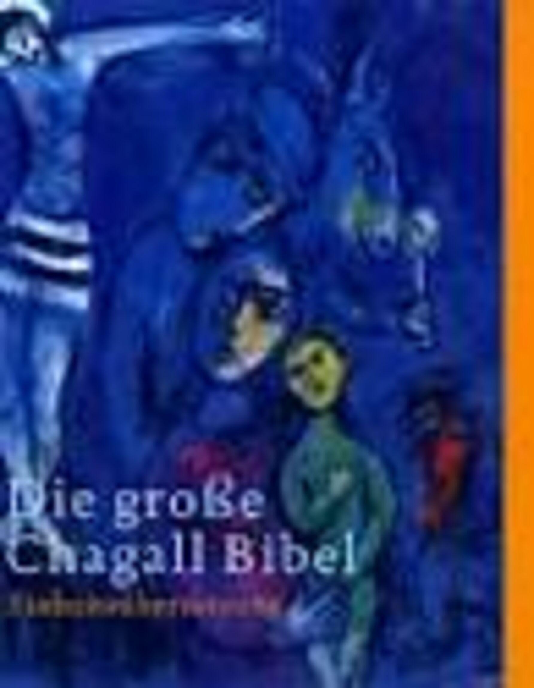Bild 3 Chagall Bibel