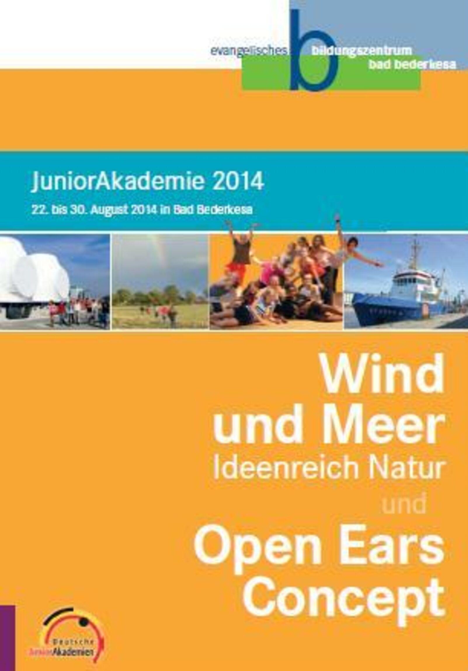junior akademie 2014