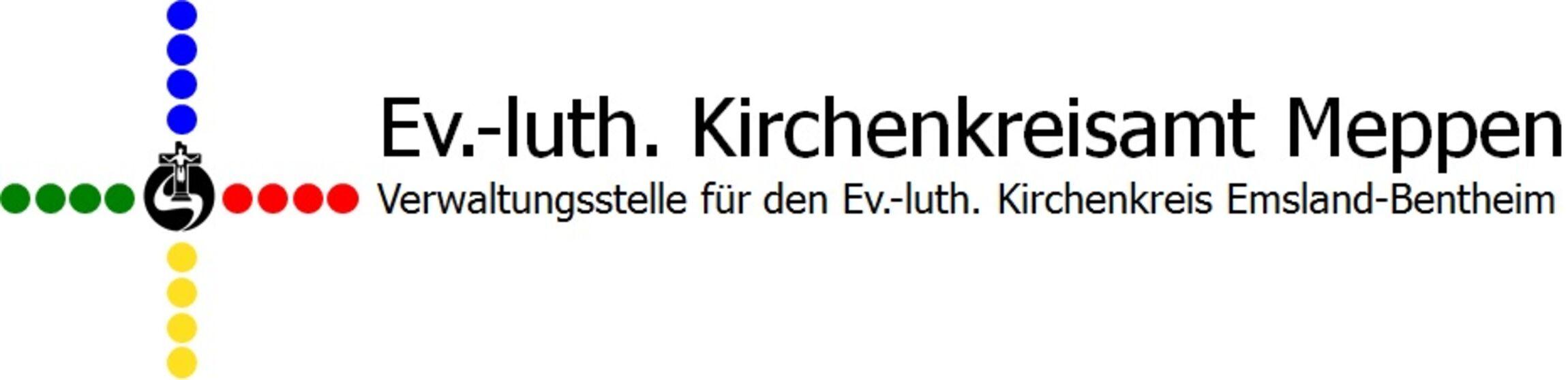Logo des Ev.-luth. Kirchenkreisamtes Meppen