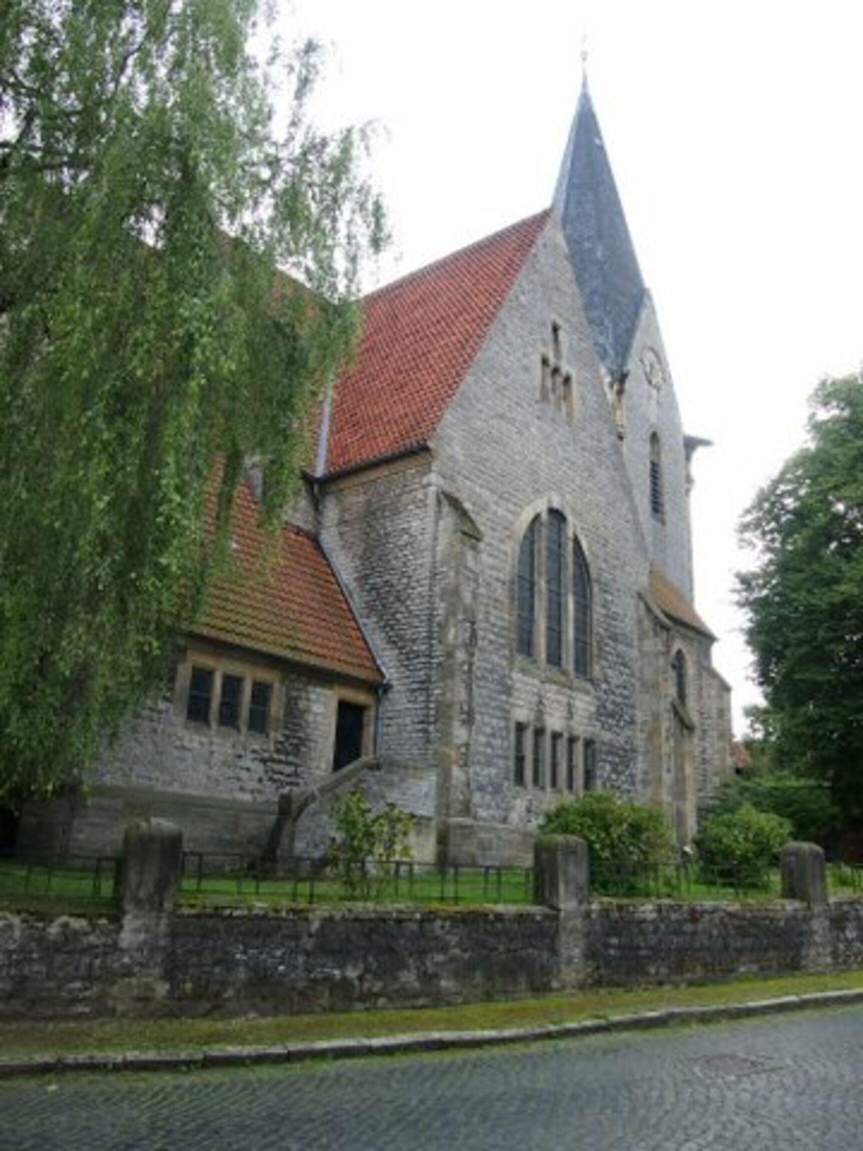 Kirche Bennigsen