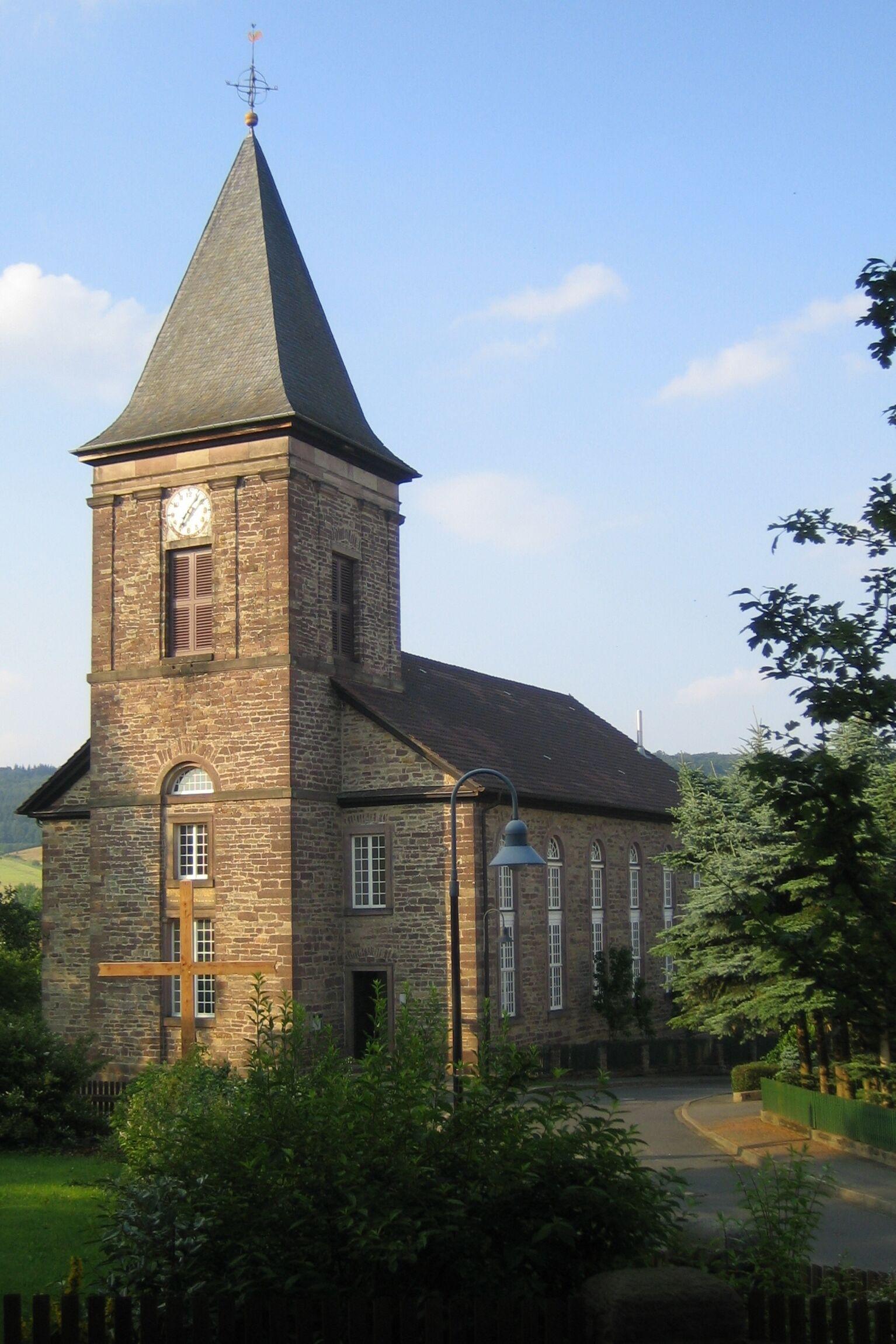 Kirche Schönhagen