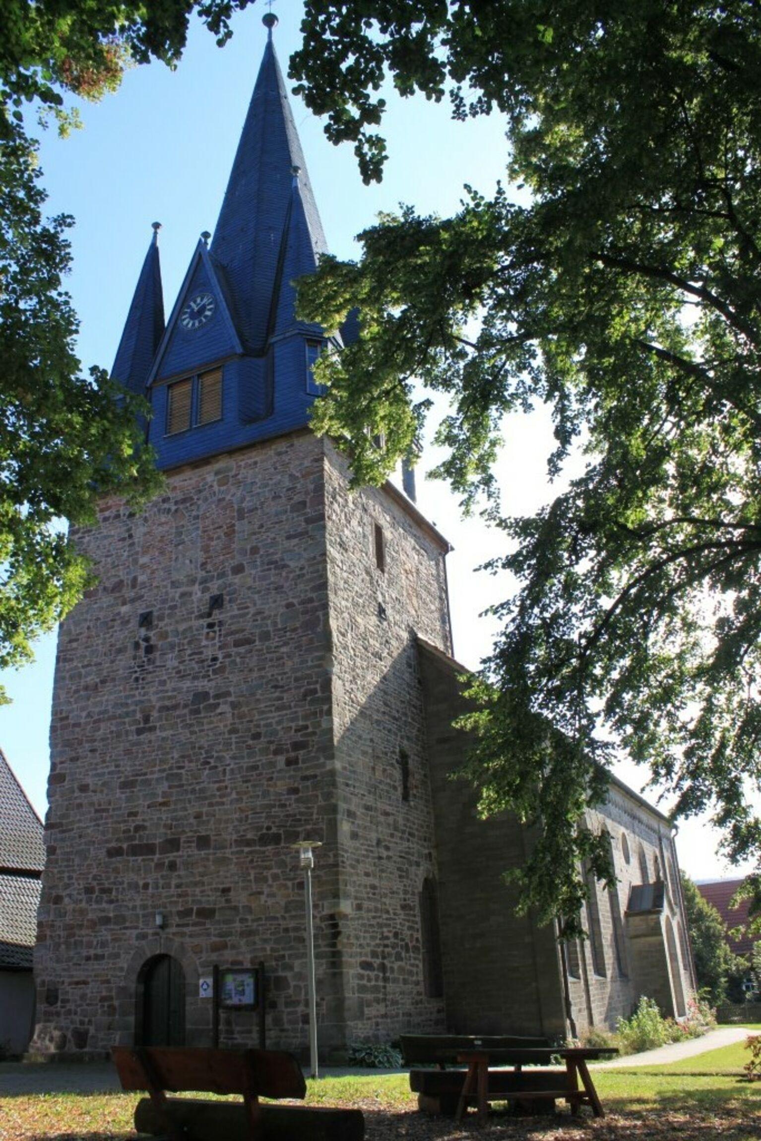 Kirche Bodenfelde