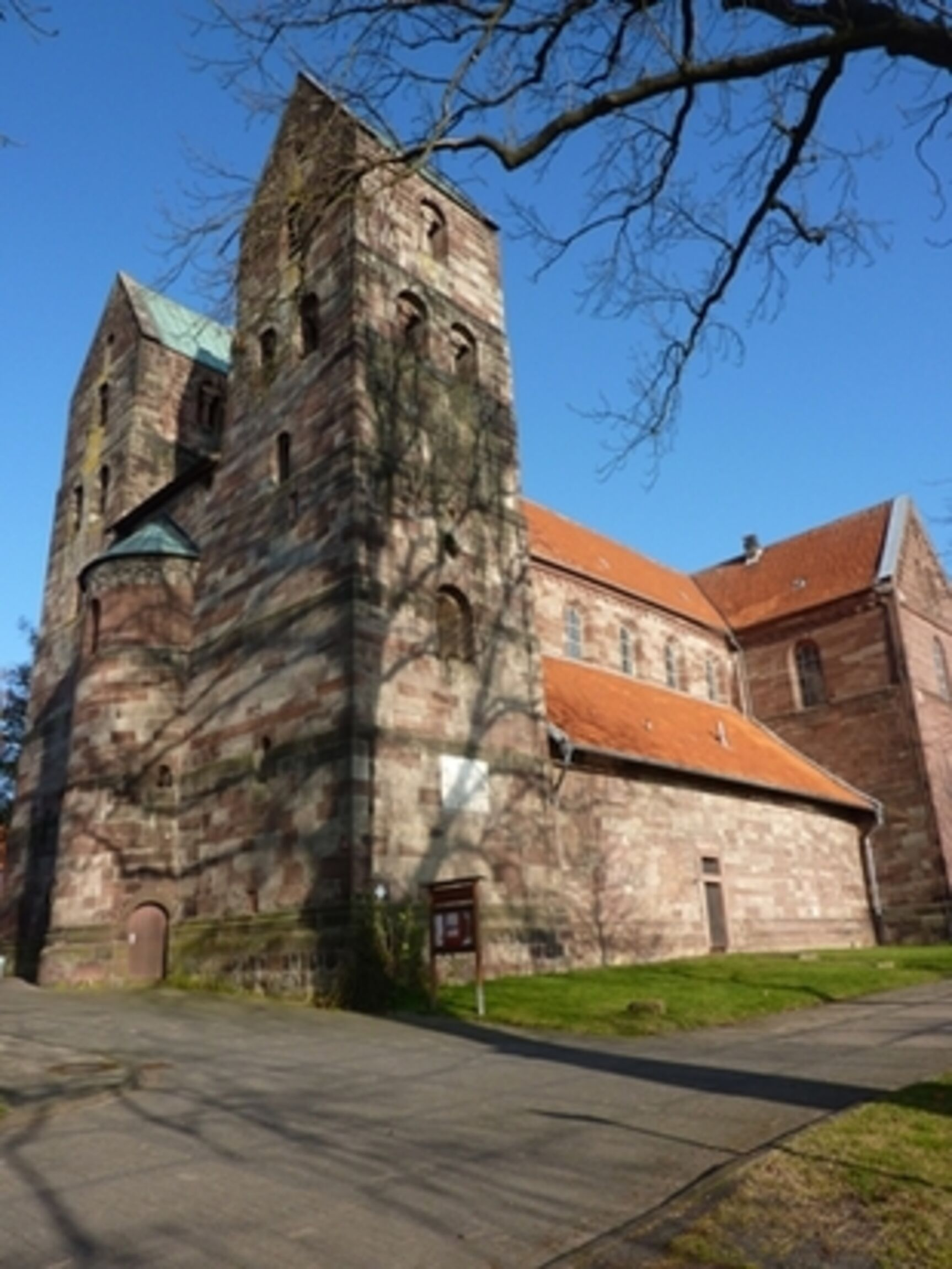 Kirche Fredelsloh