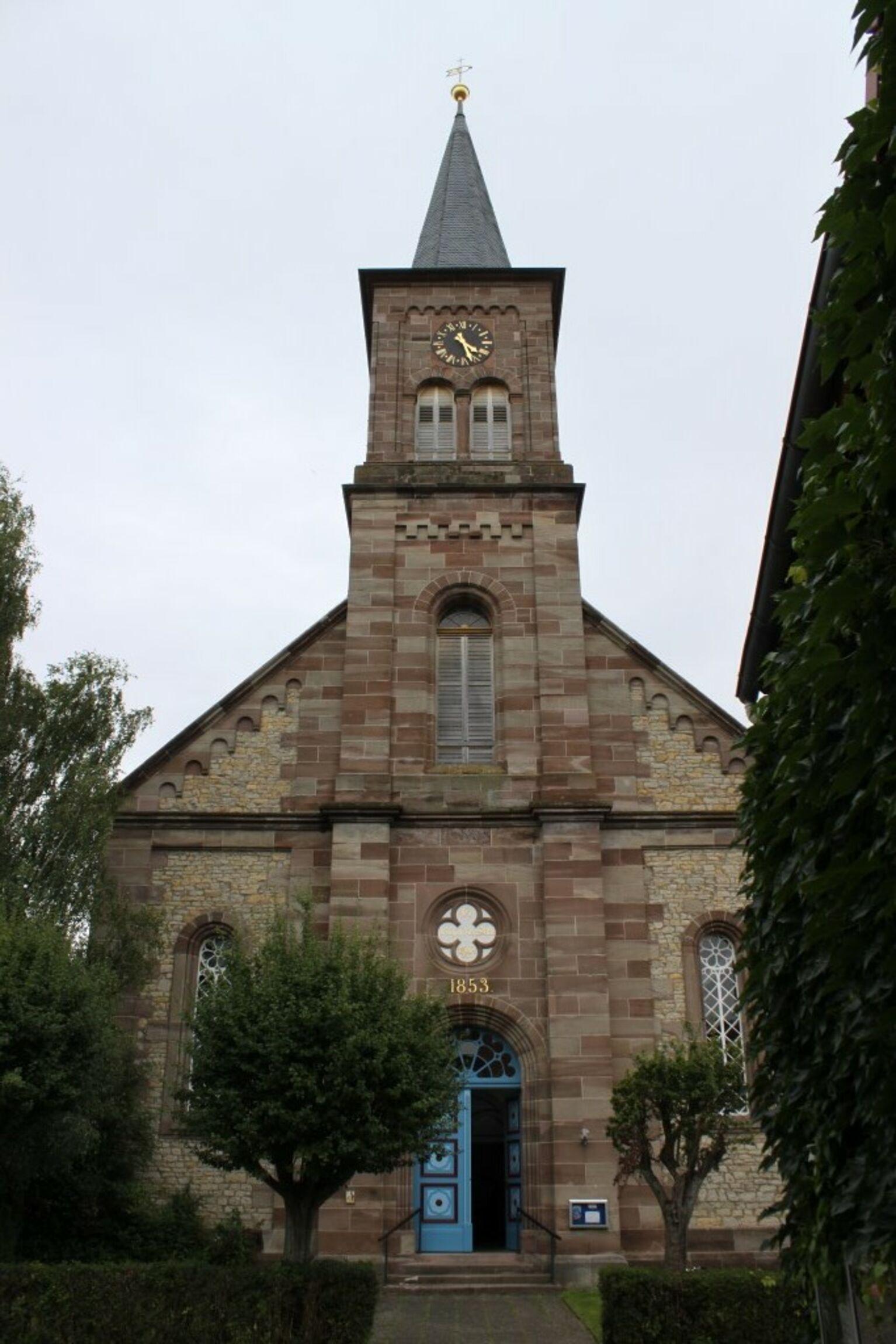 Kirche Gillersheim