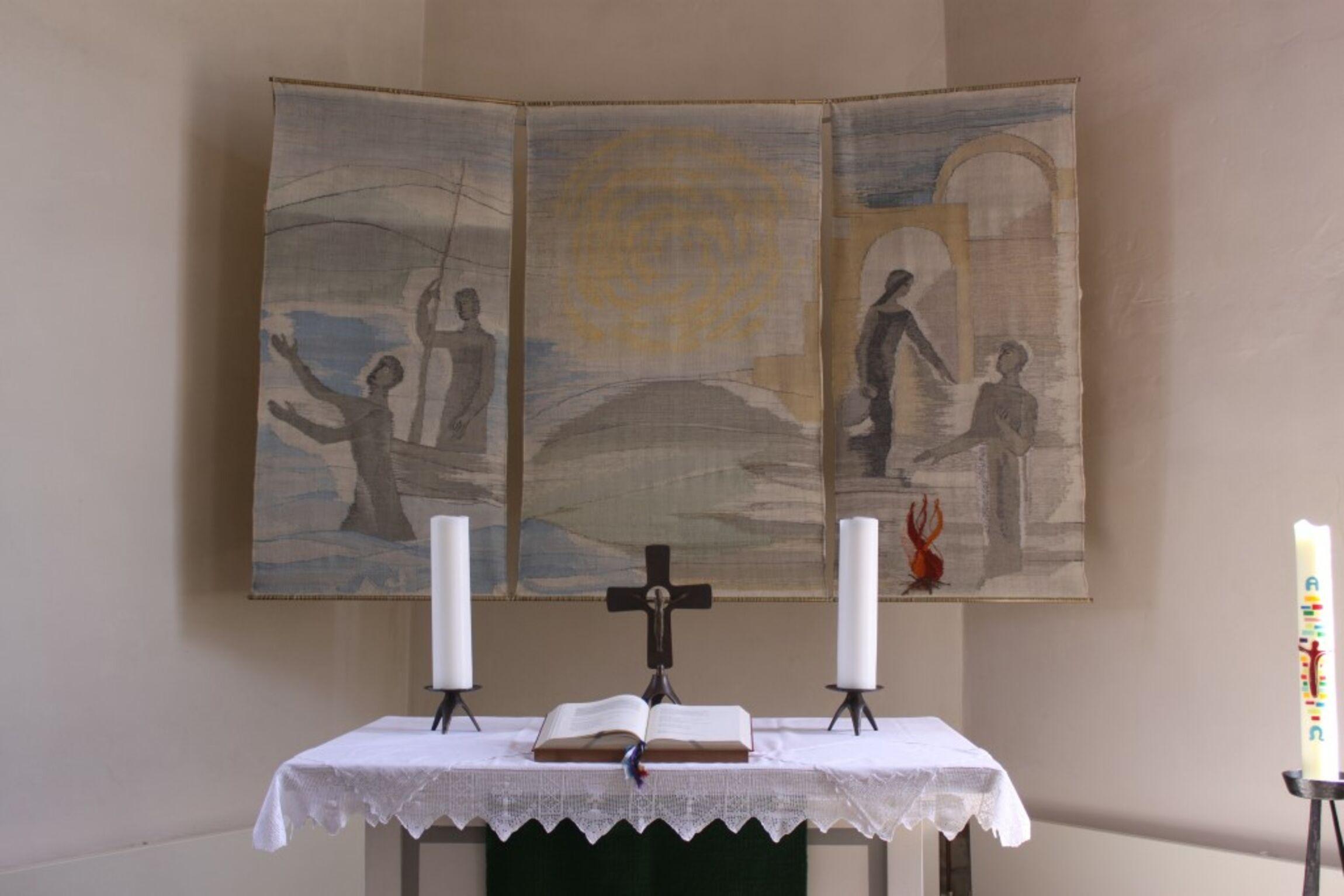 Kirche Hillerse