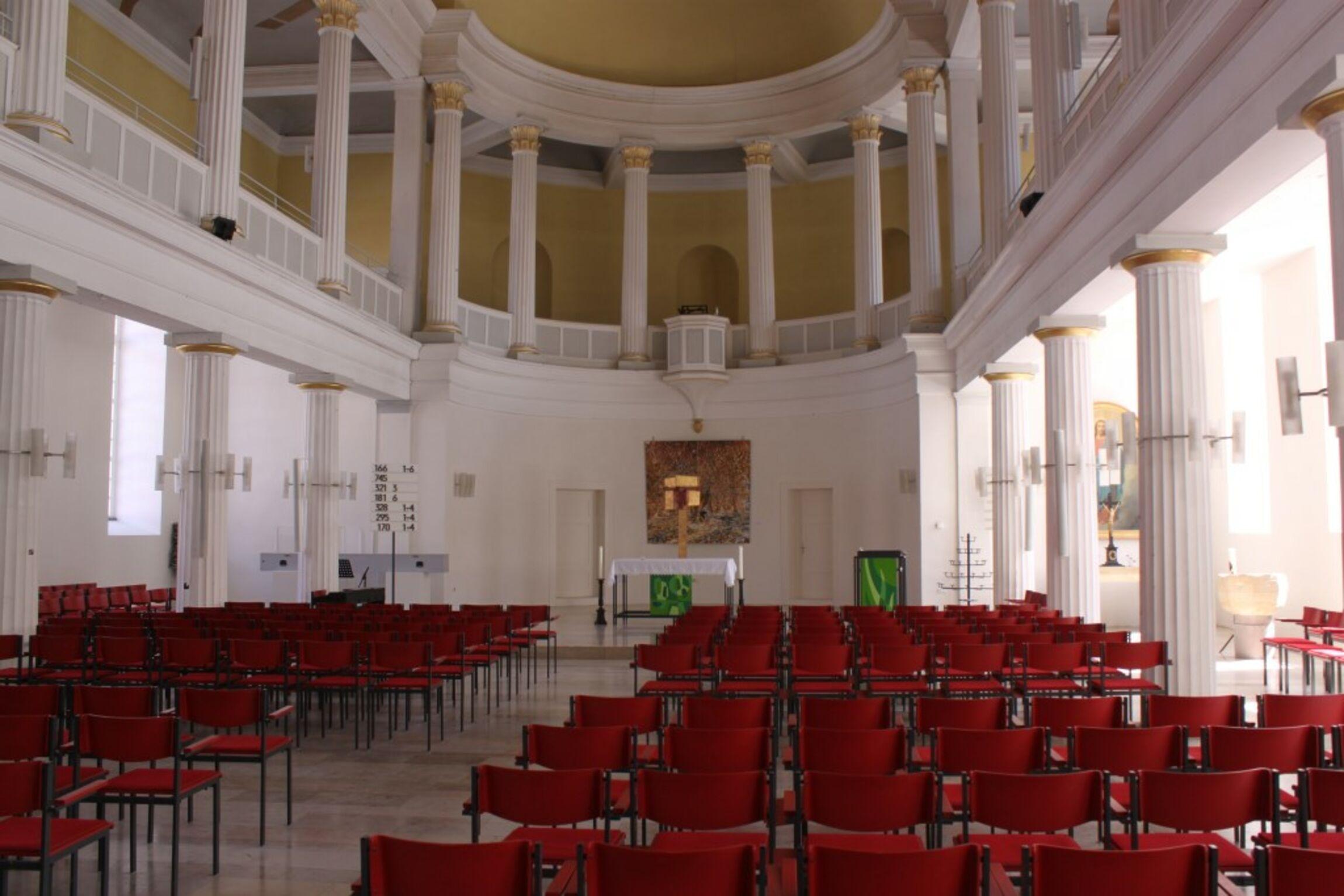 Kirche Moringen