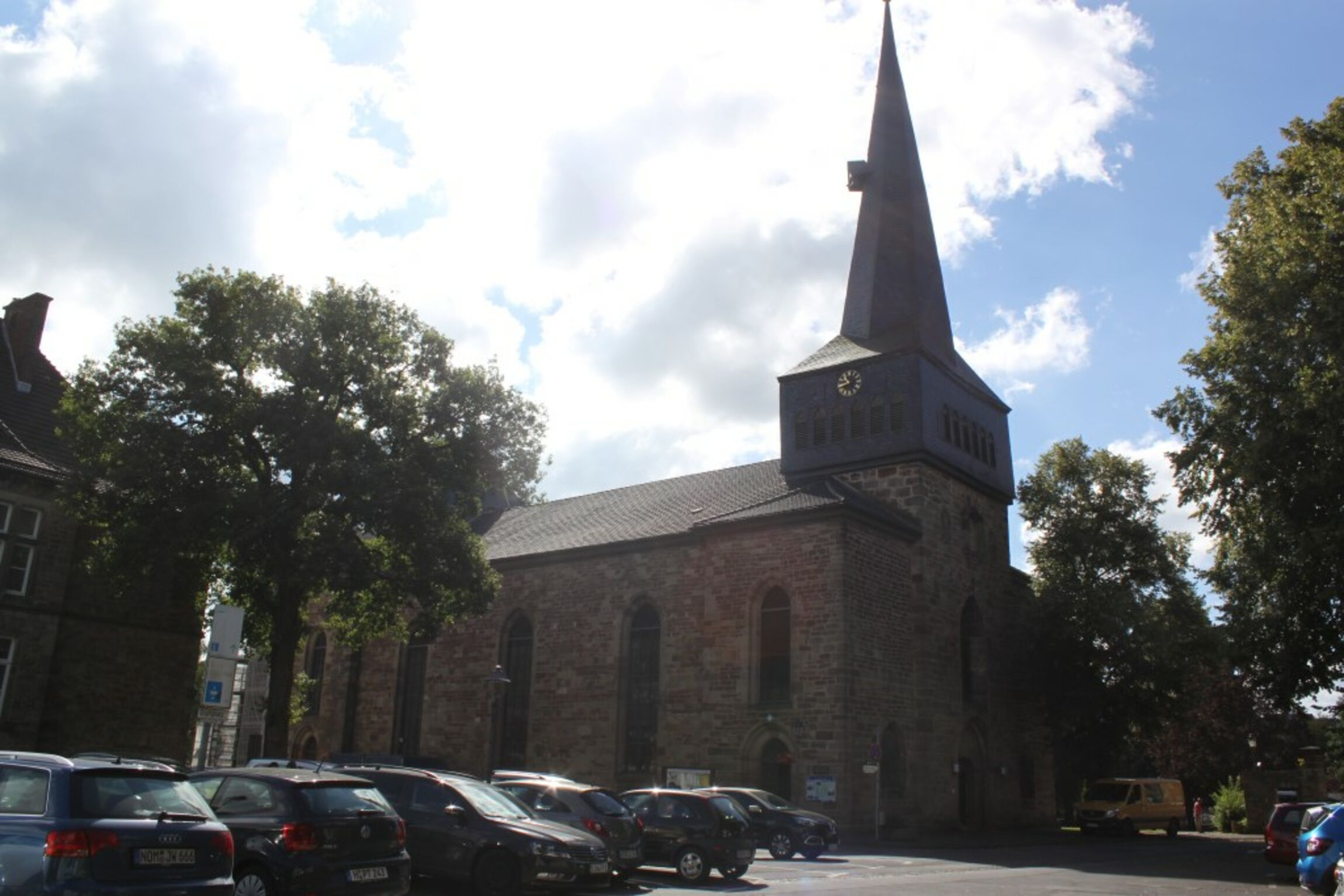 Kirche Uslar