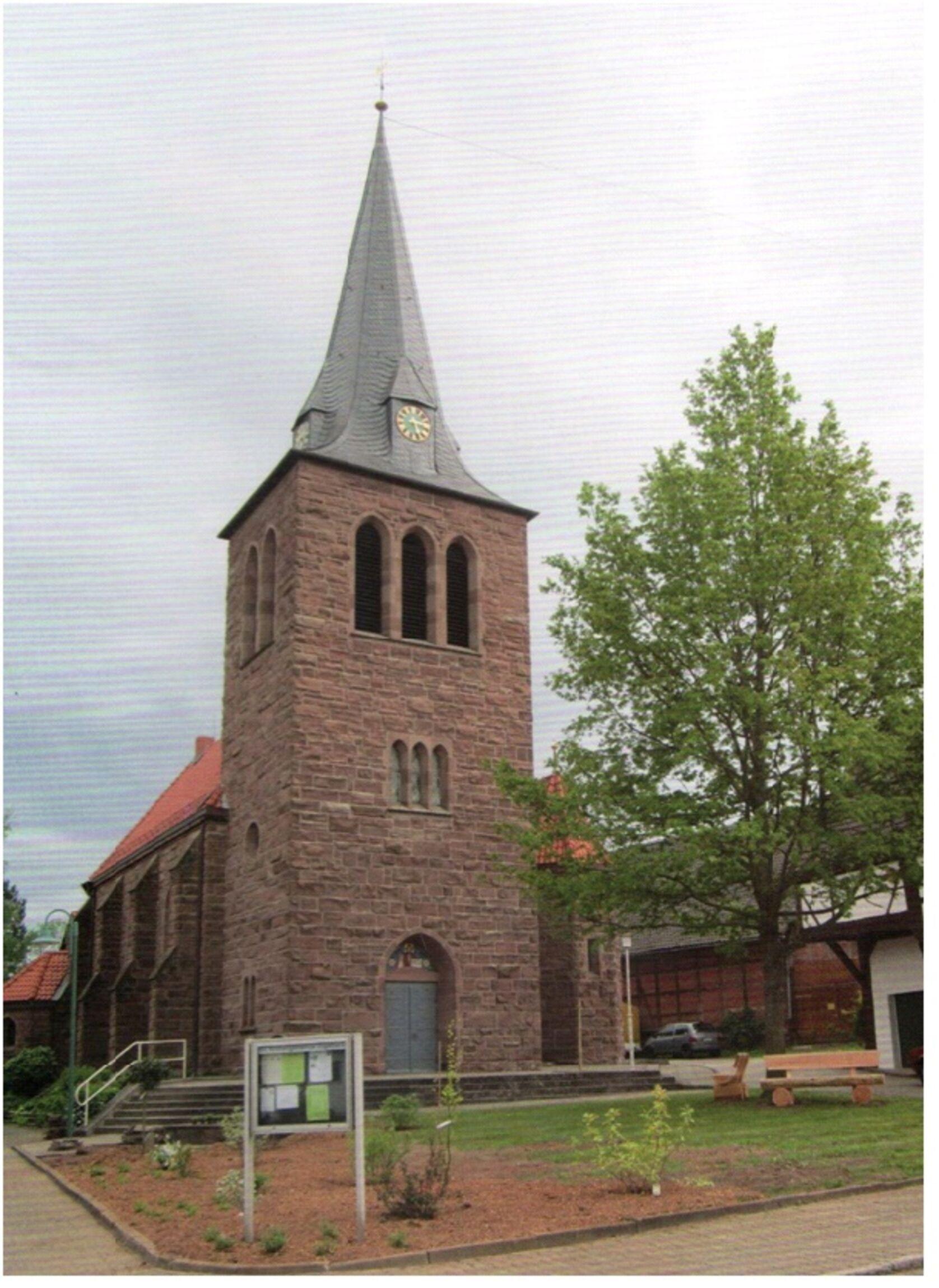 St.-Georgs-Kirche Vogelbeck