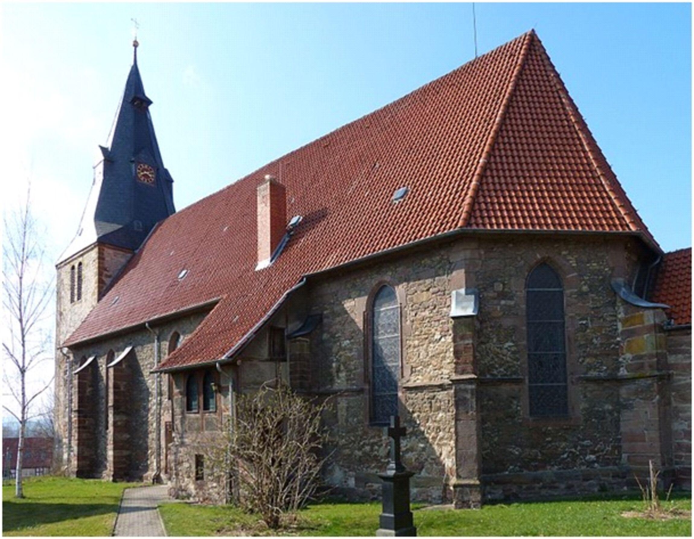 St.-Martini-Kirche-Hohnstedt
